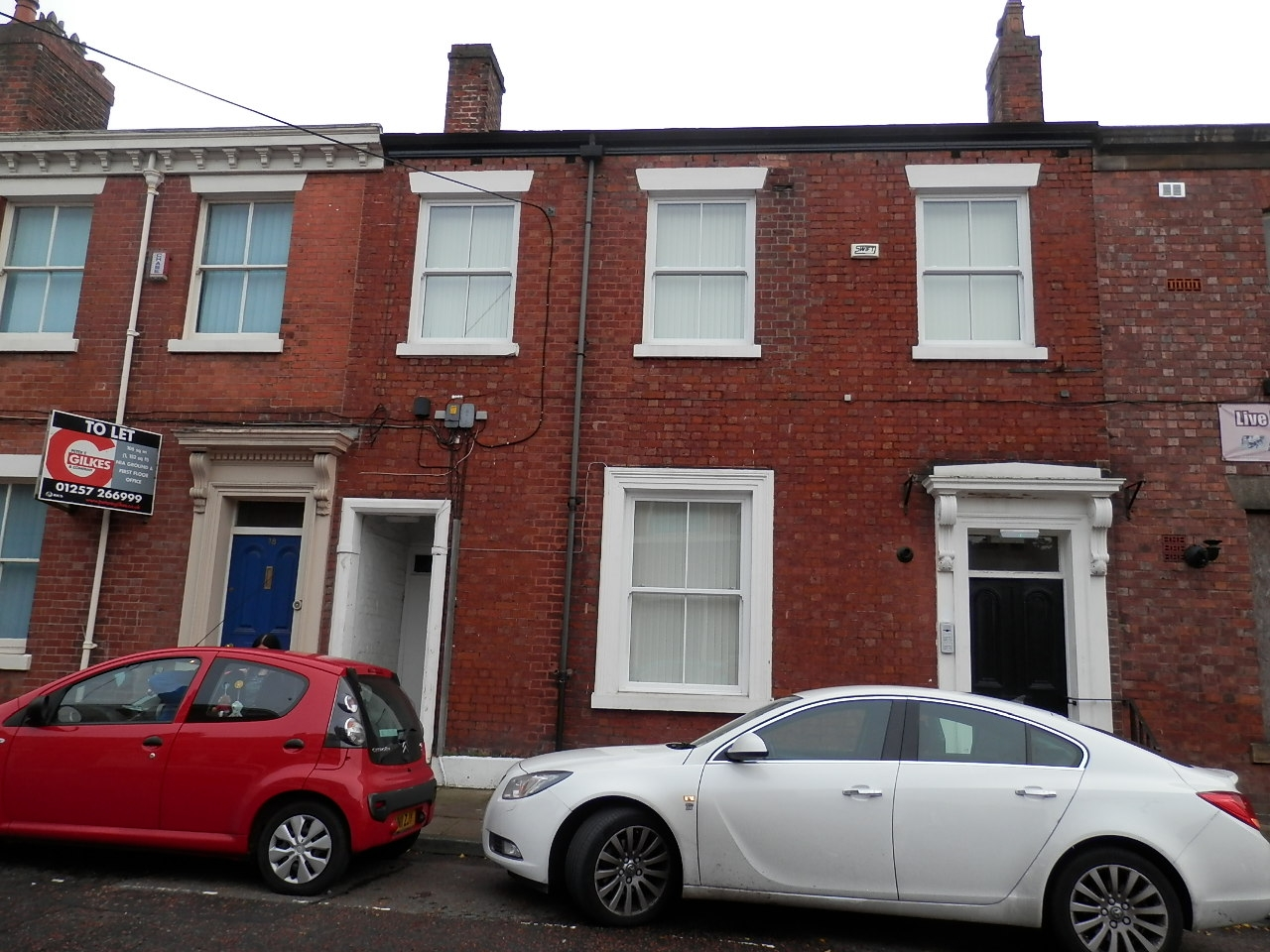 1 bedroom apartment flat/apartment in Chorley - FRONT.
