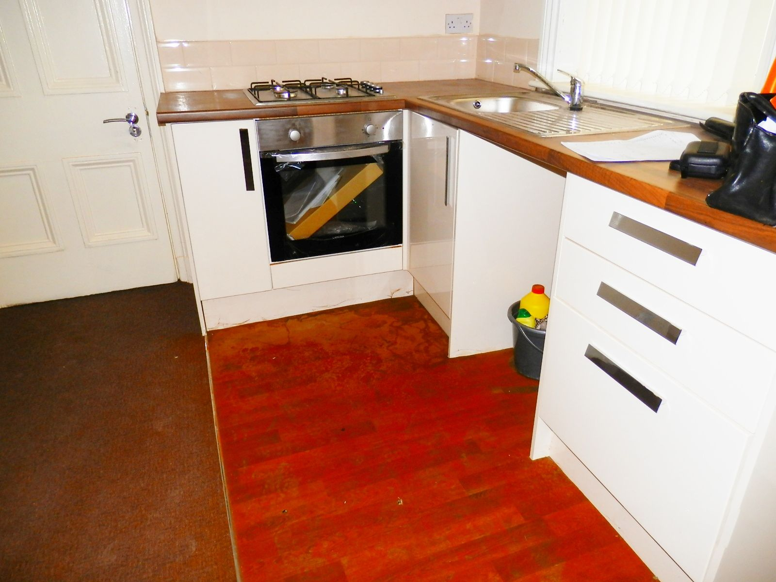 1 bedroom apartment flat/apartment in Chorley - Kitchen.