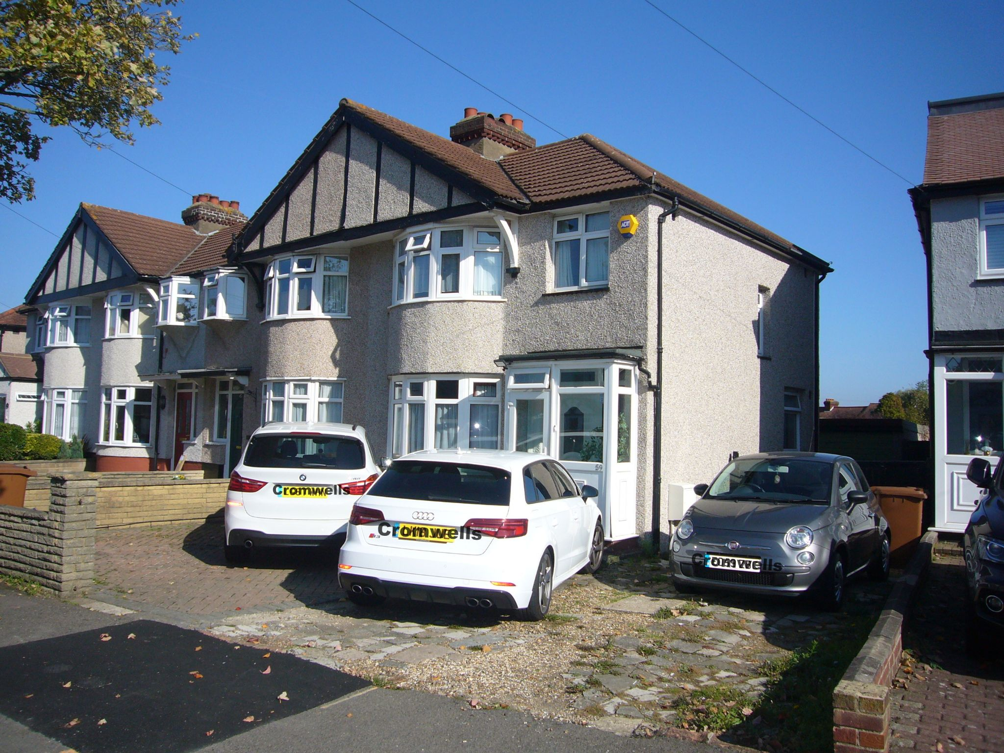 3 bedroom end terraced house Let Agreed in Sutton - Photograph 1.