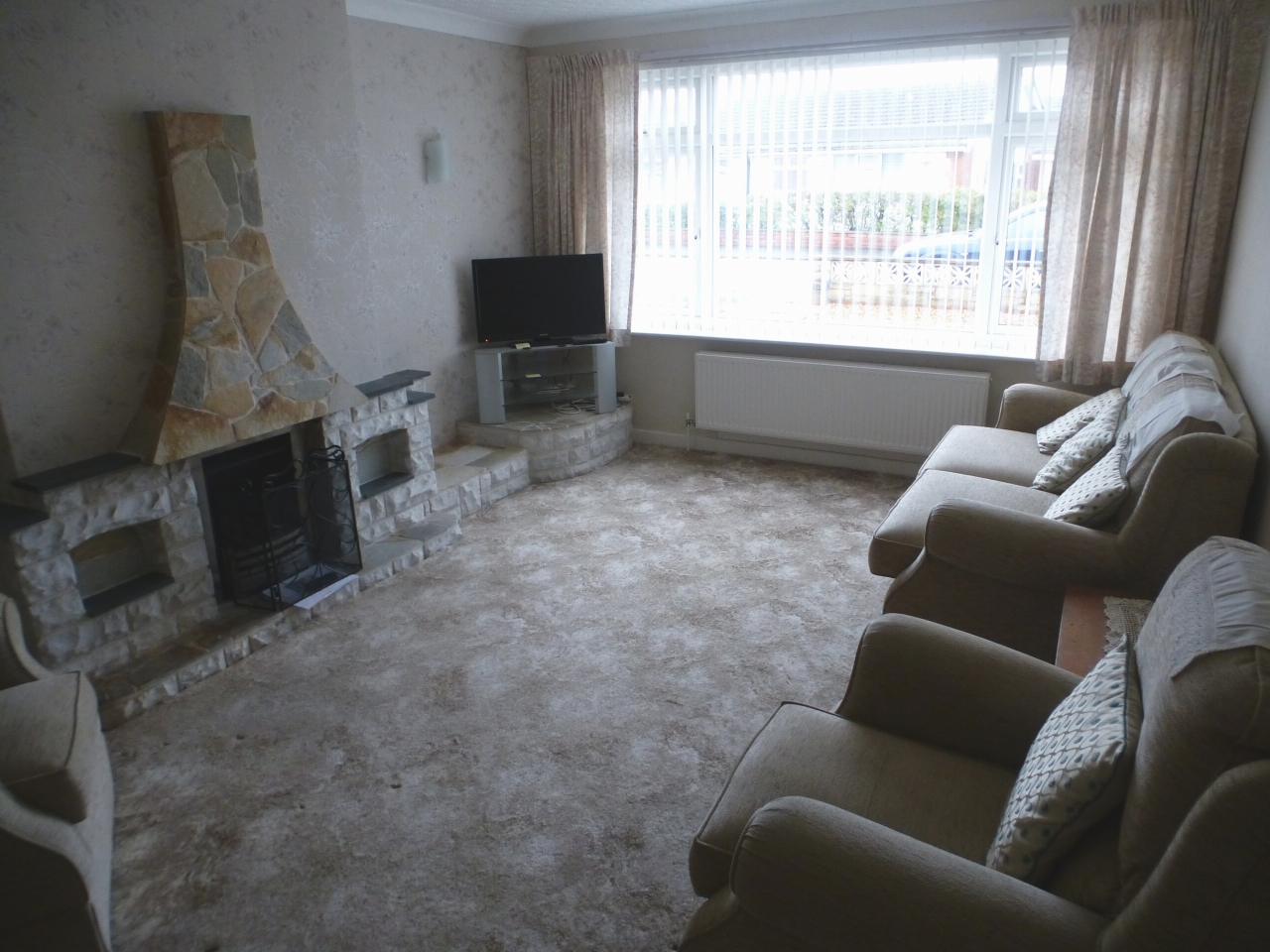 Image 1 of 3 of LOUNGE, on Accommodation Comprising for