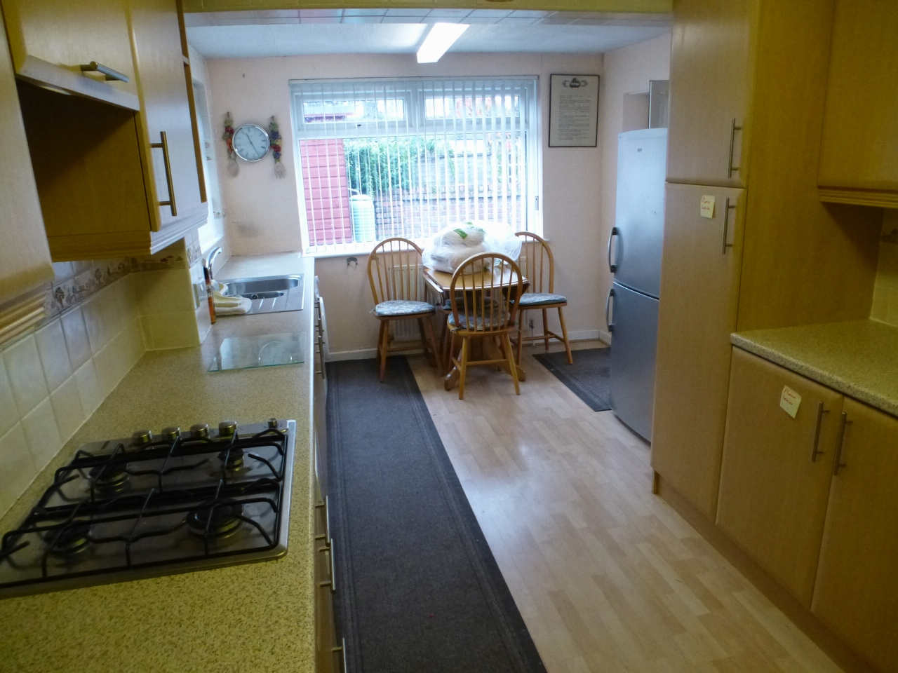 Image 1 of 3 of KITCHEN, on Accommodation Comprising for