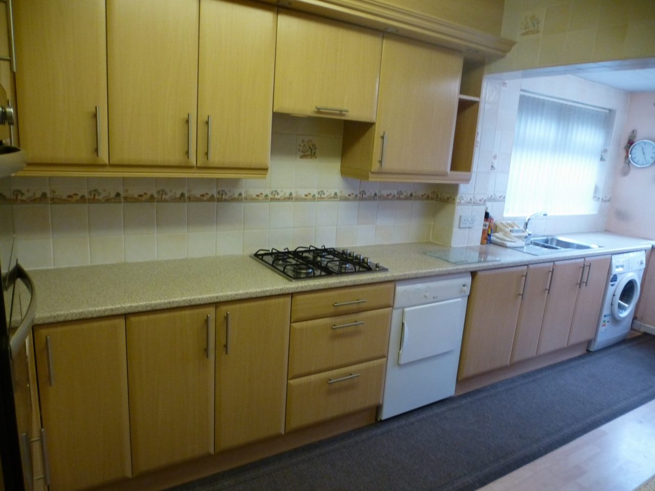 Image 2 of 3 of KITCHEN, on Accommodation Comprising for