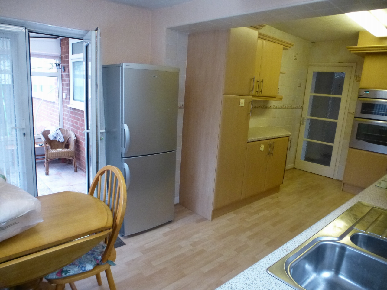 Image 3 of 3 of KITCHEN, on Accommodation Comprising for