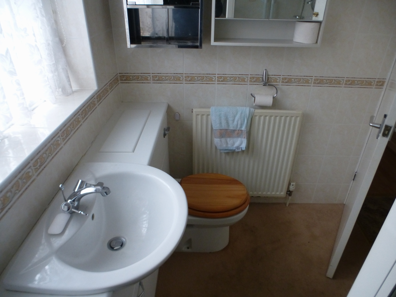 Image 2 of 2 of BATHROOM, on Accommodation Comprising for