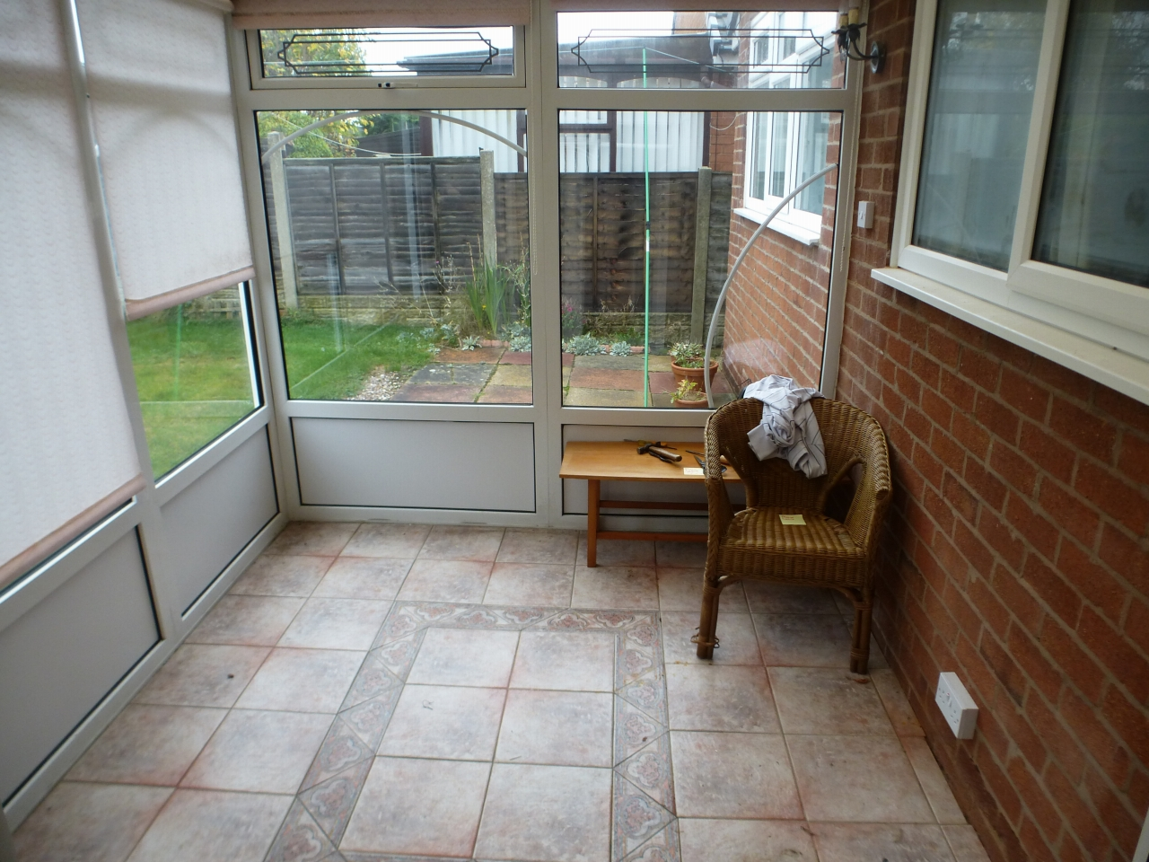 Image 1 of 1 of CONSERVATORY, on Accommodation Comprising for