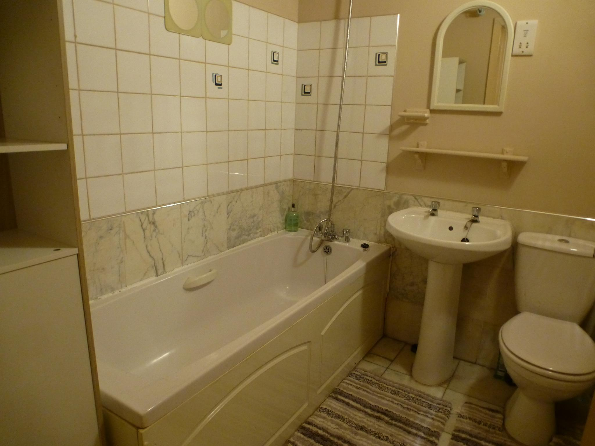 1 bedroom apartment flat/apartment Let Agreed in Preston - Bathroom