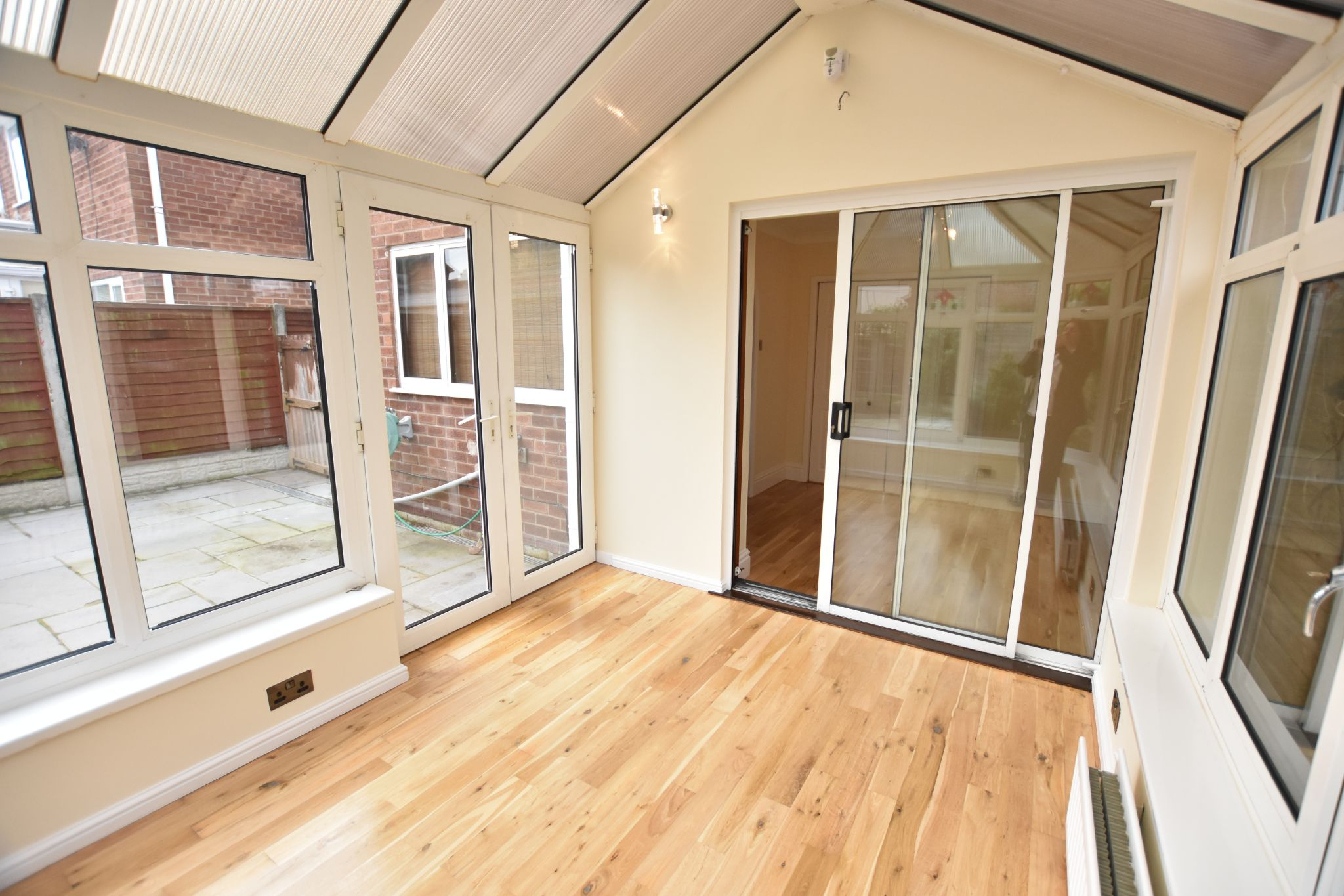 3 bedroom semi-detached house For Sale in Preston - Conservatory