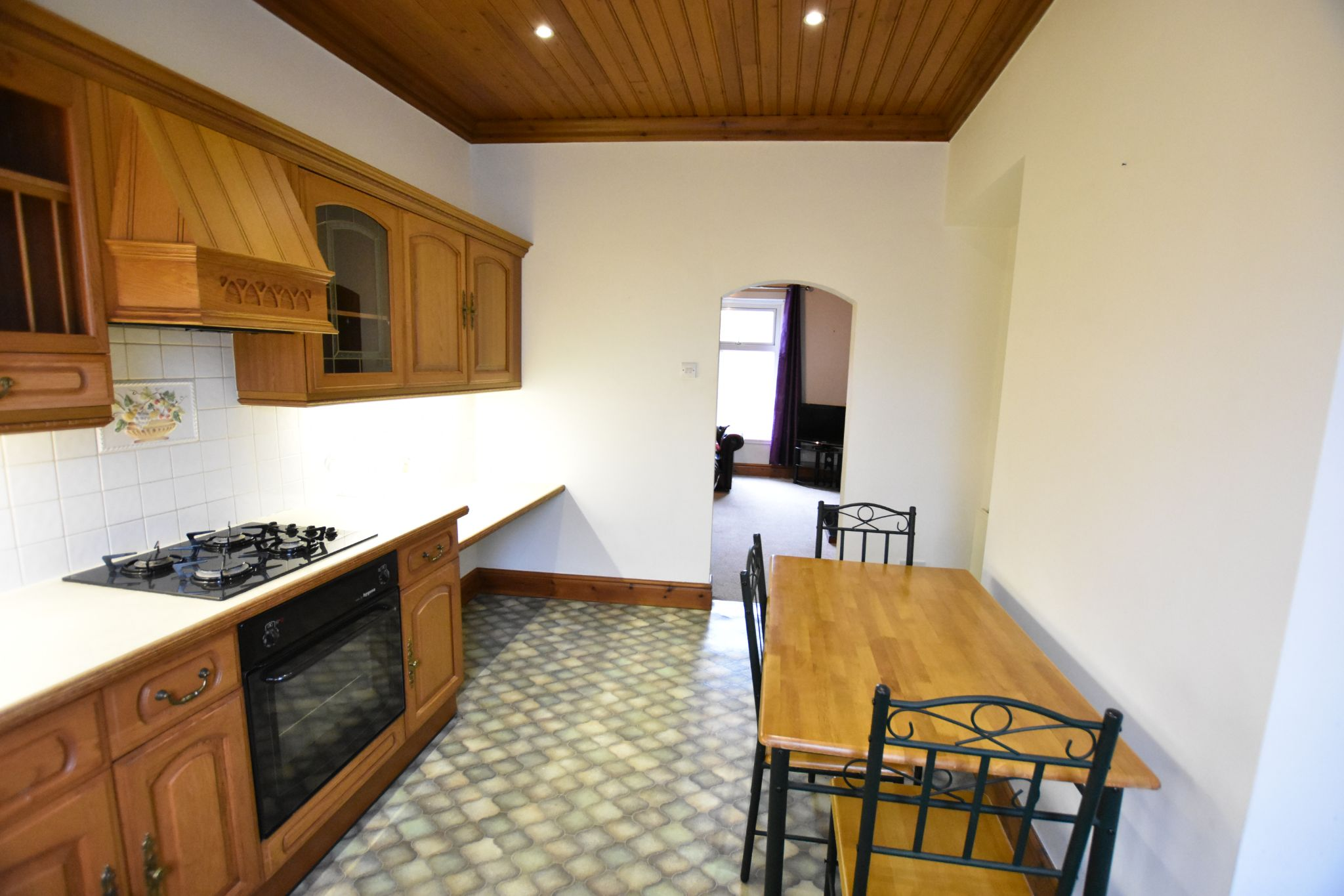 1 bedroom apartment flat/apartment Let Agreed in Preston - Kitchen