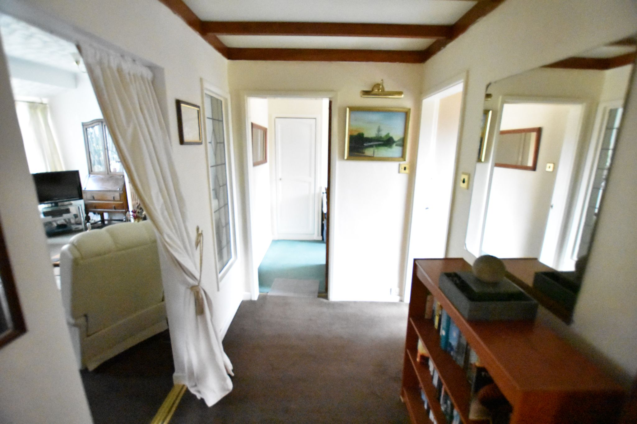 Image 2 of 2 of HALLWAY, on Accommodation Comprising for
