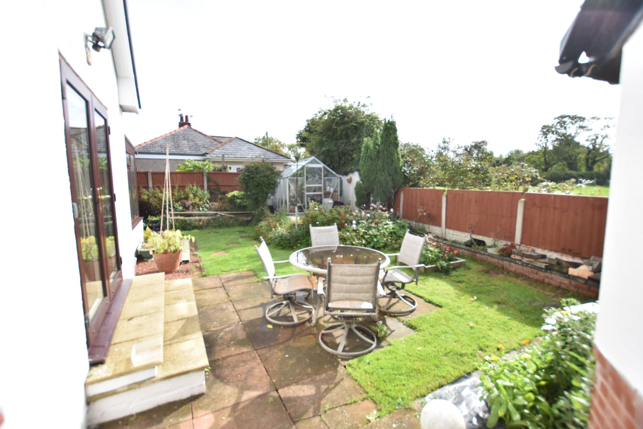 Image 2 of 4 of GARDEN, on Accommodation Comprising for