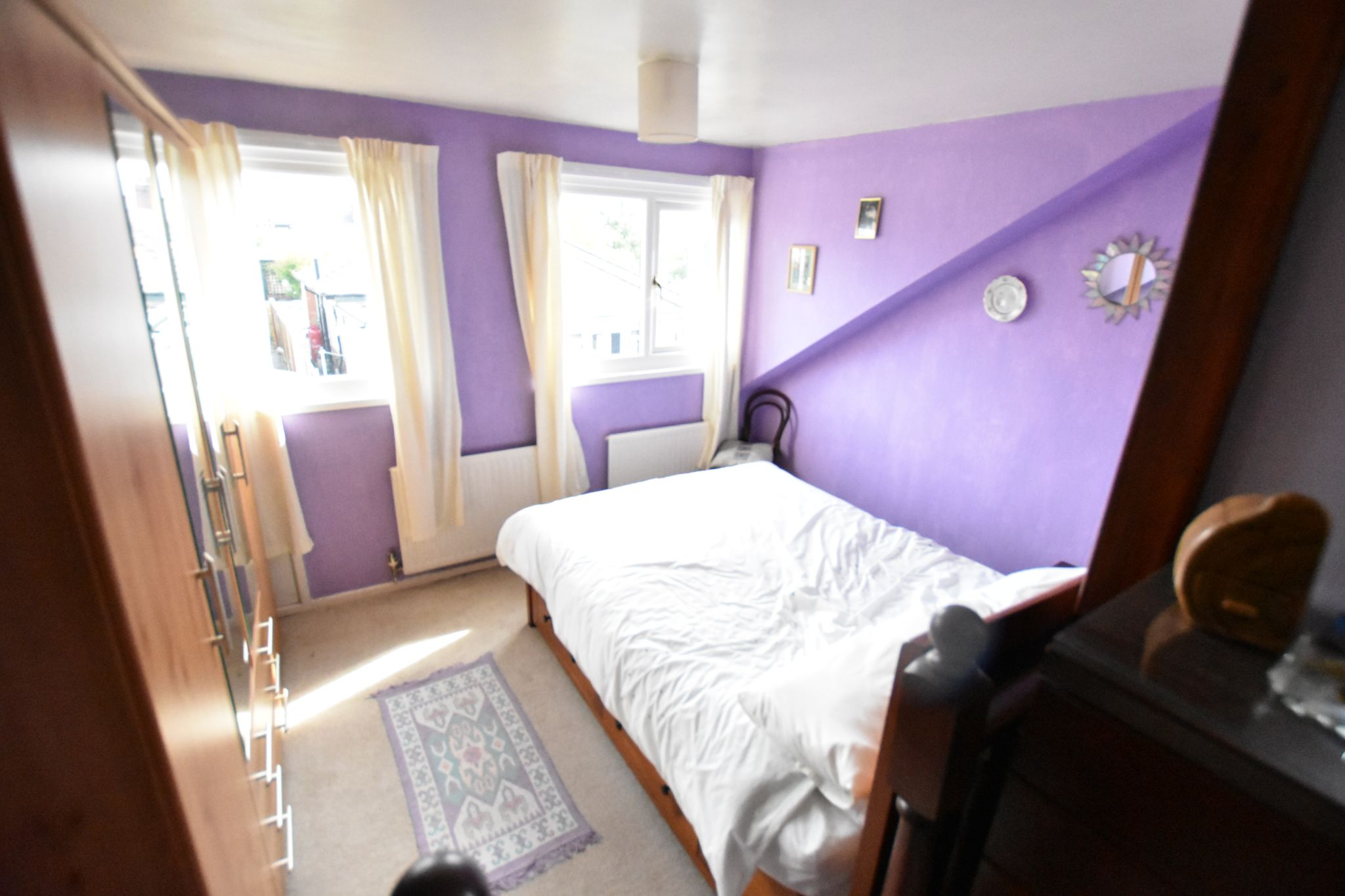 Image 2 of 4 of BEDROOM 2, on Accommodation Comprising for