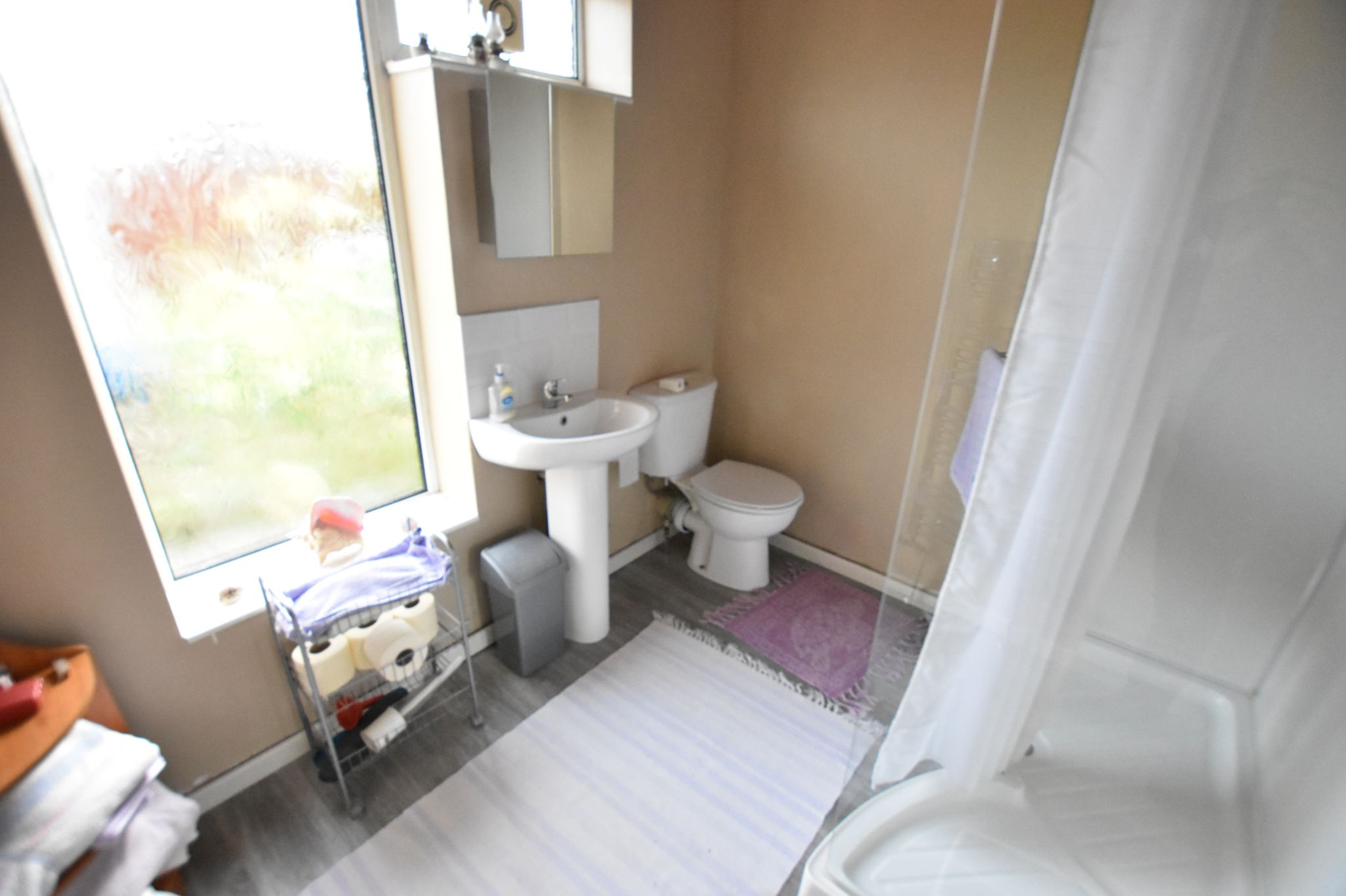 Image 1 of 4 of BATHROOM, on Accommodation Comprising for