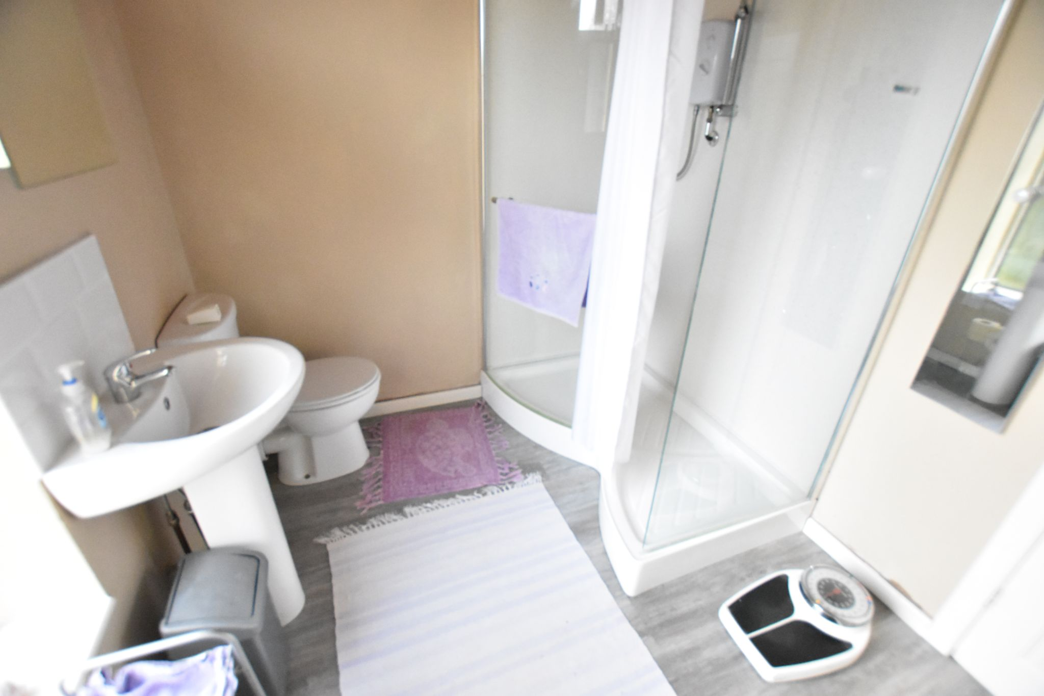 Image 2 of 4 of BATHROOM, on Accommodation Comprising for