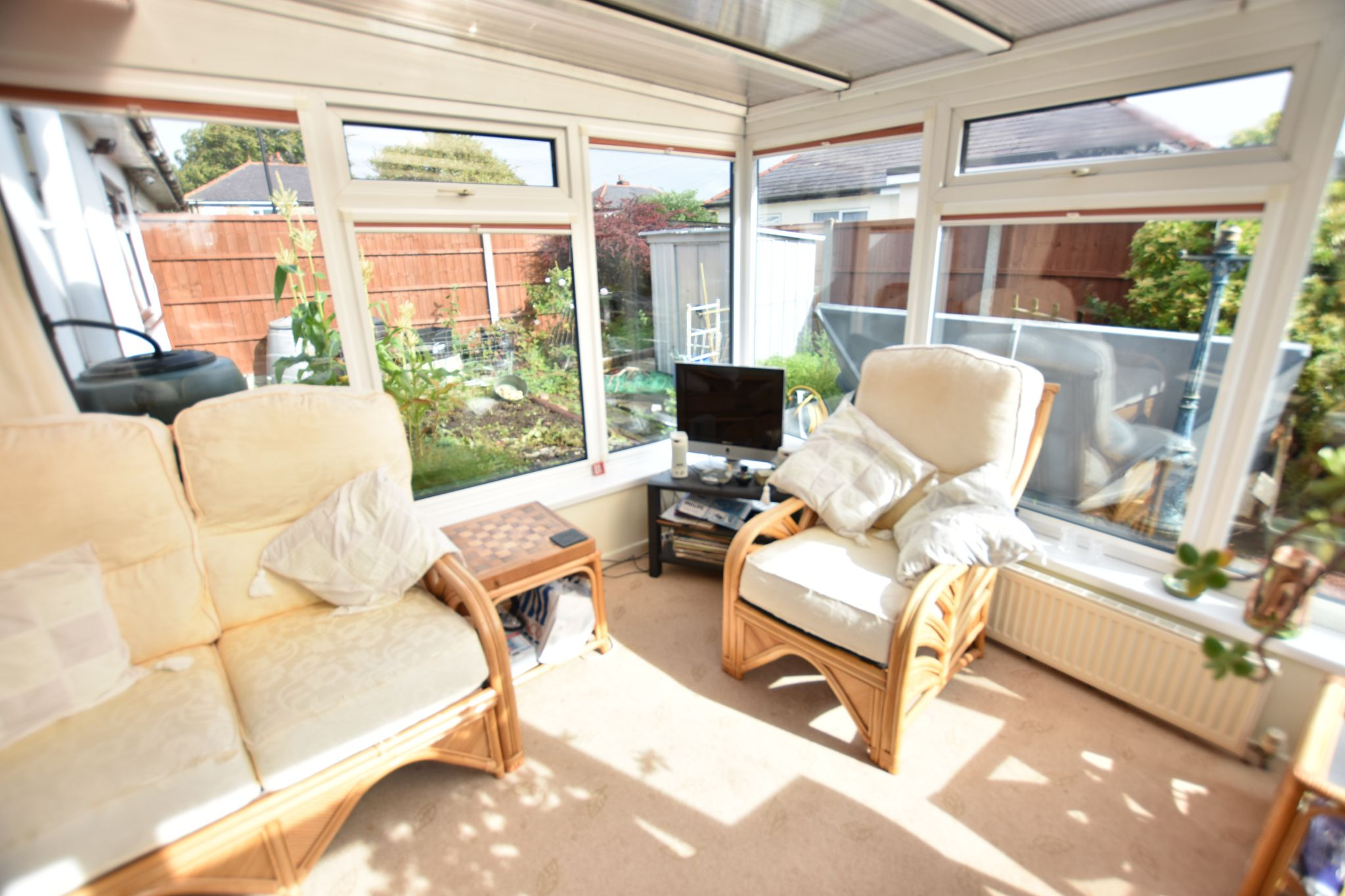 3 bedroom semi-detached bungalow Sold STC in Preston - Conservatory