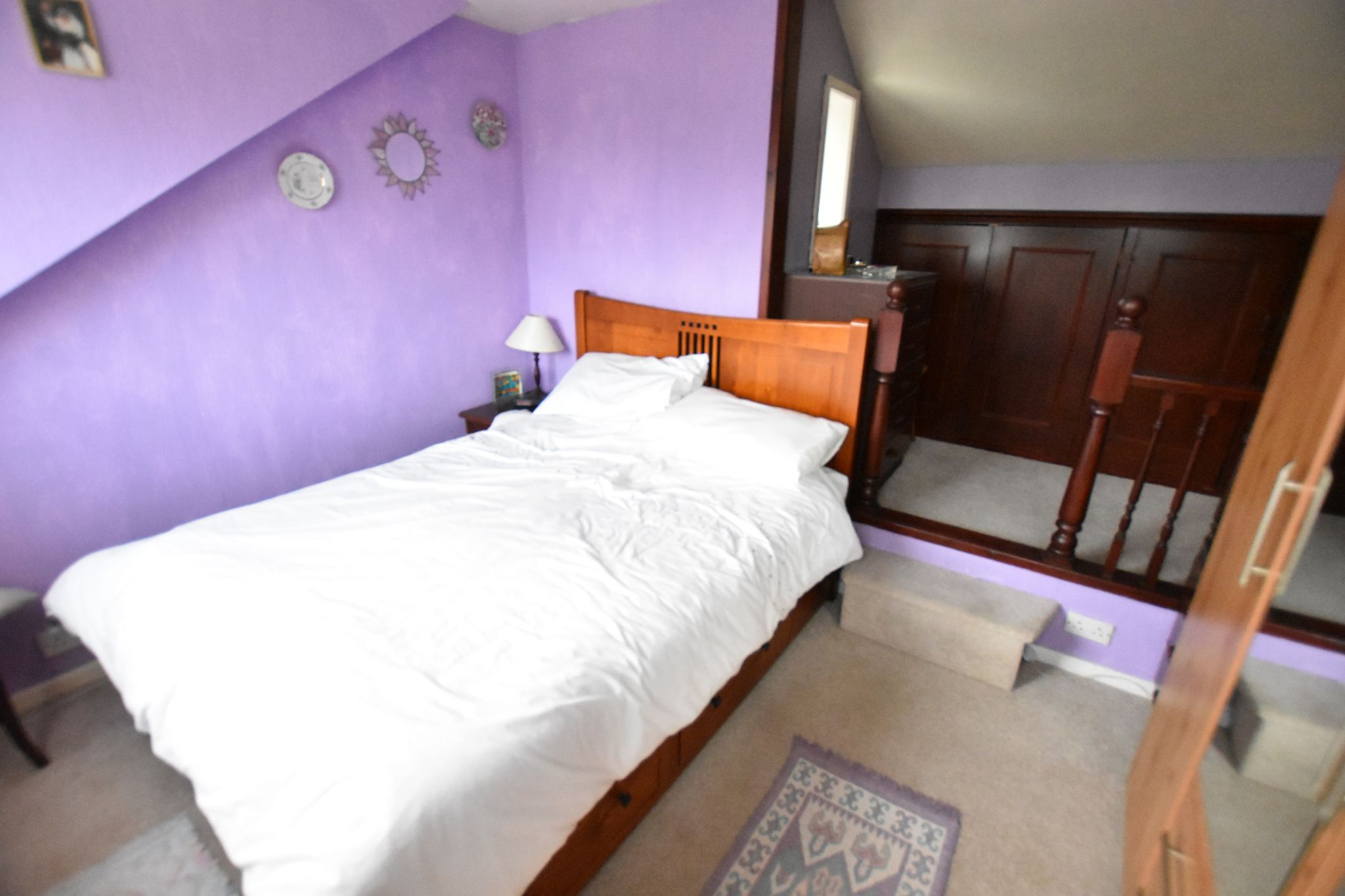 Image 1 of 4 of BEDROOM 2, on Accommodation Comprising for