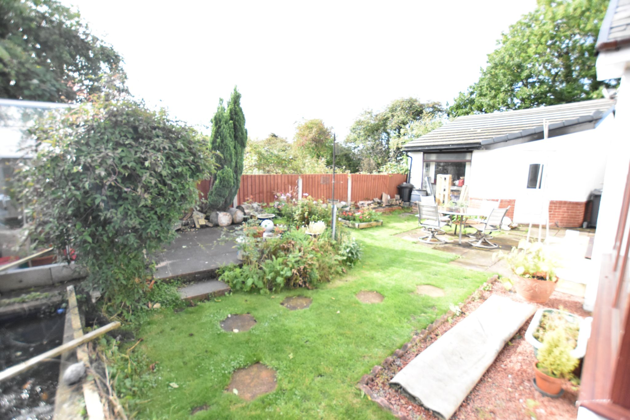 Image 4 of 4 of GARDEN, on Accommodation Comprising for