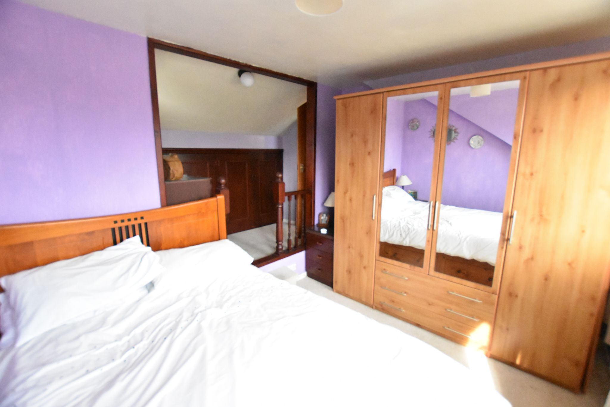 Image 3 of 4 of BEDROOM 2, on Accommodation Comprising for