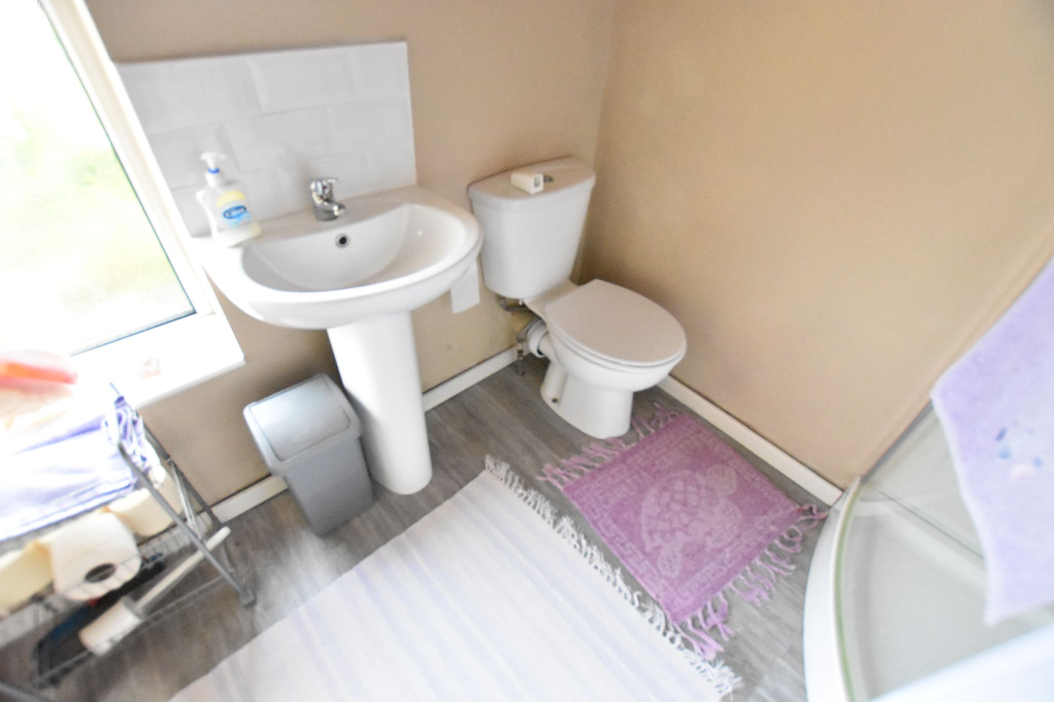 Image 3 of 4 of BATHROOM, on Accommodation Comprising for