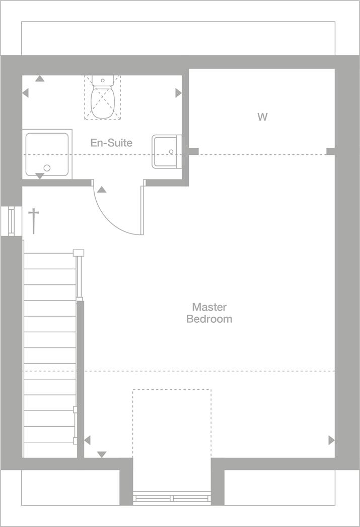 4 bedroom semi-detached house For Sale in Warton - Second Floor