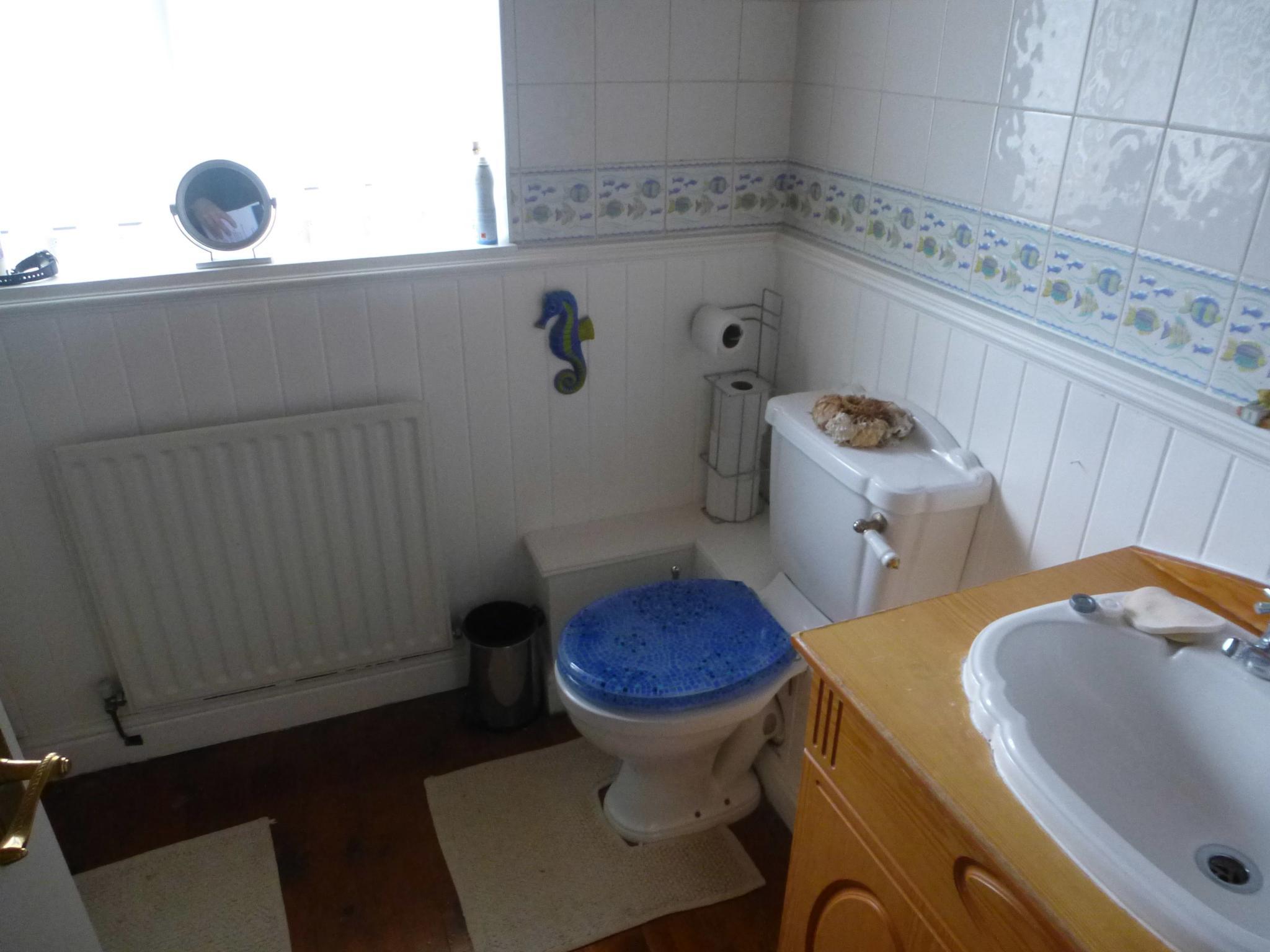 4 bedroom semi-detached house For Sale in Preston - Bathroom