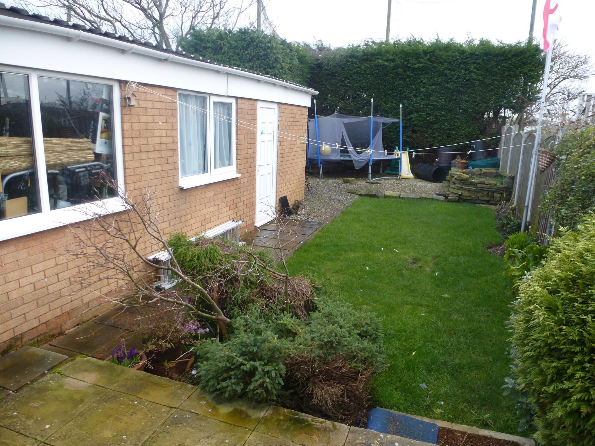 4 bedroom semi-detached house For Sale in Preston - Rear Garden