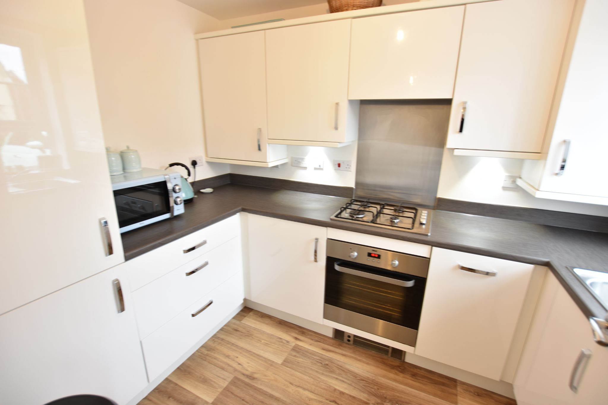 3 bedroom mid terraced house For Sale in Preston - Kitchen