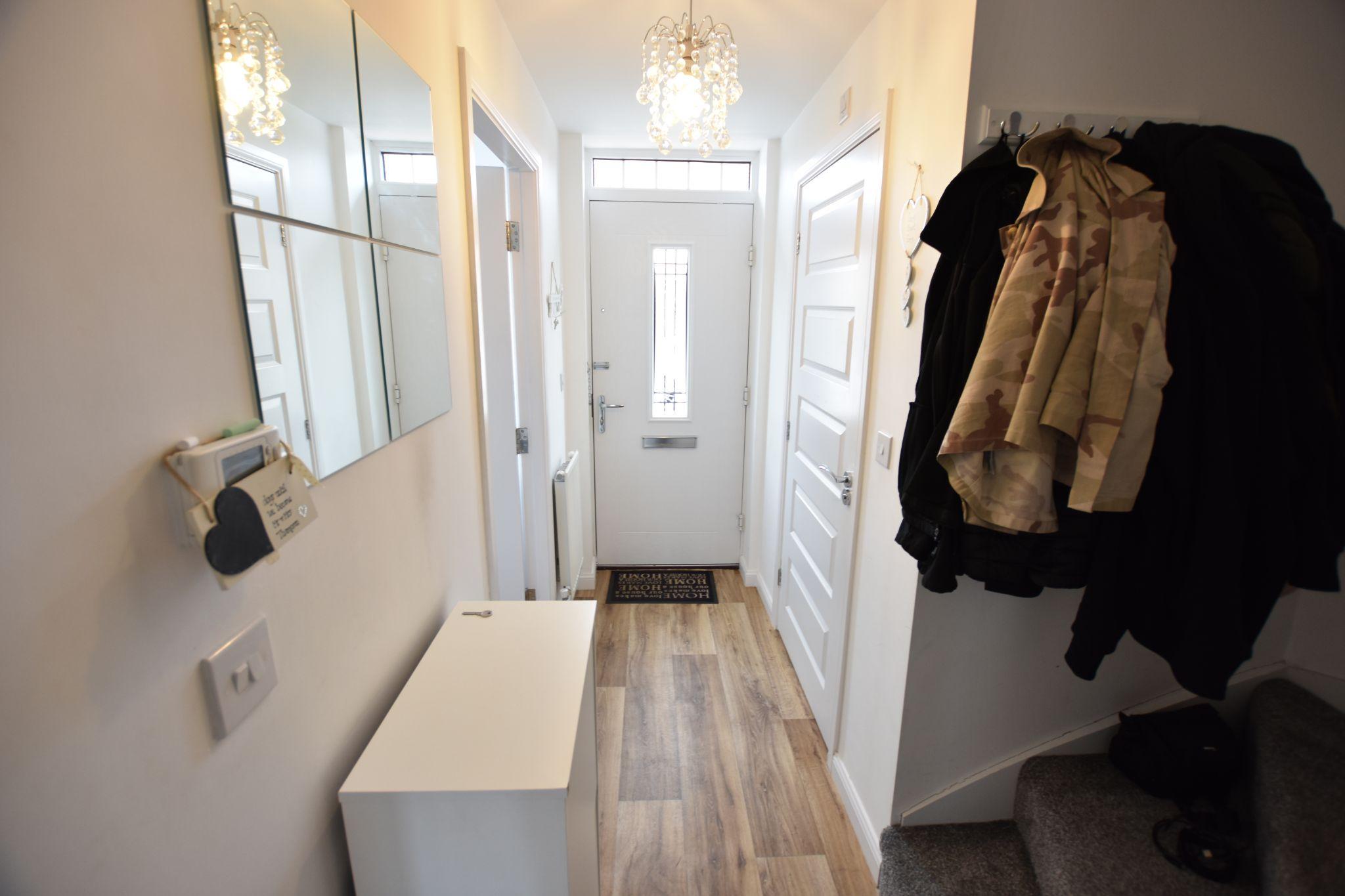 3 bedroom mid terraced house For Sale in Preston - Hallway