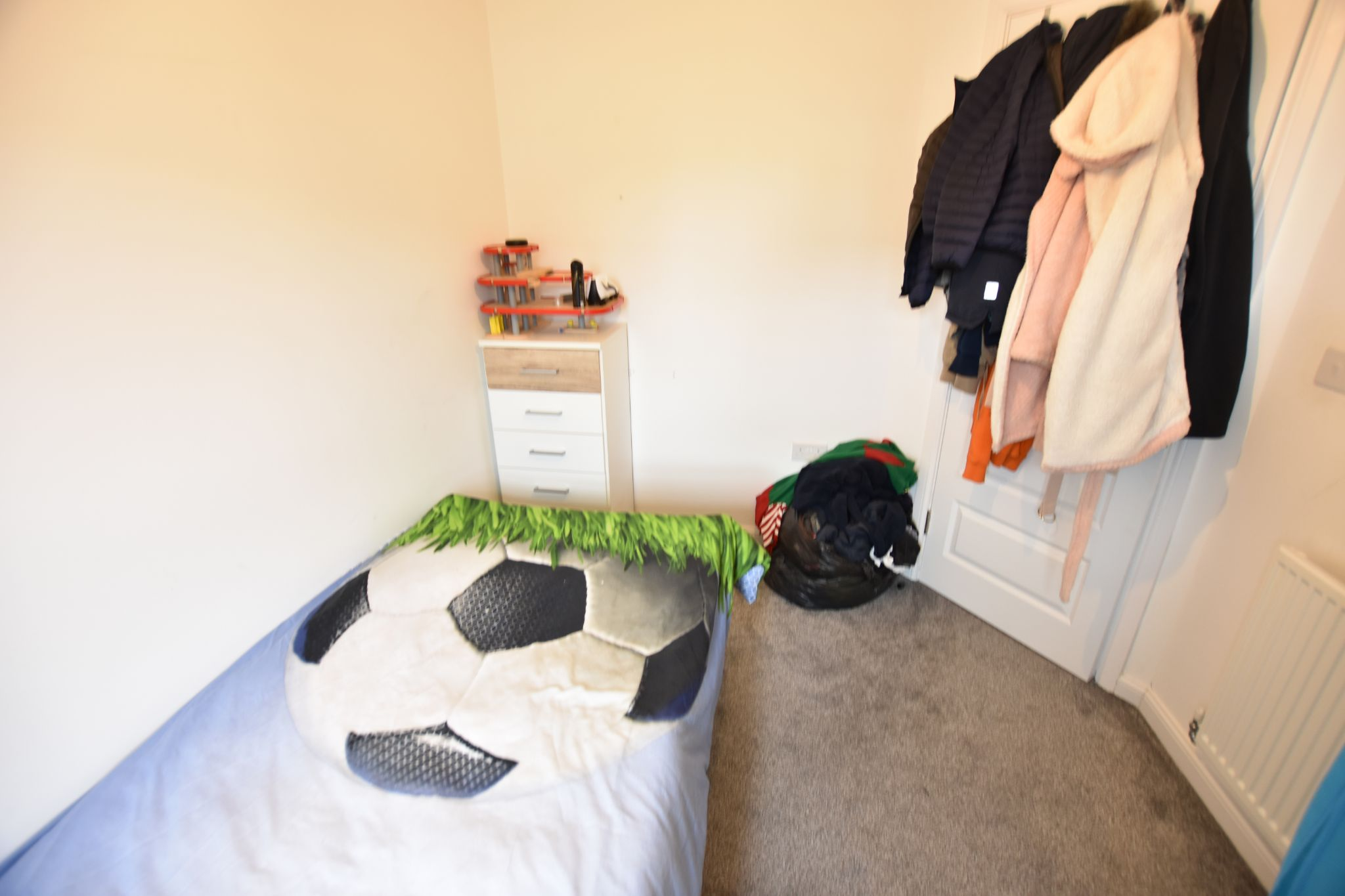 Image 3 of 3 of BEDROOM 2, on Accommodation Comprising for