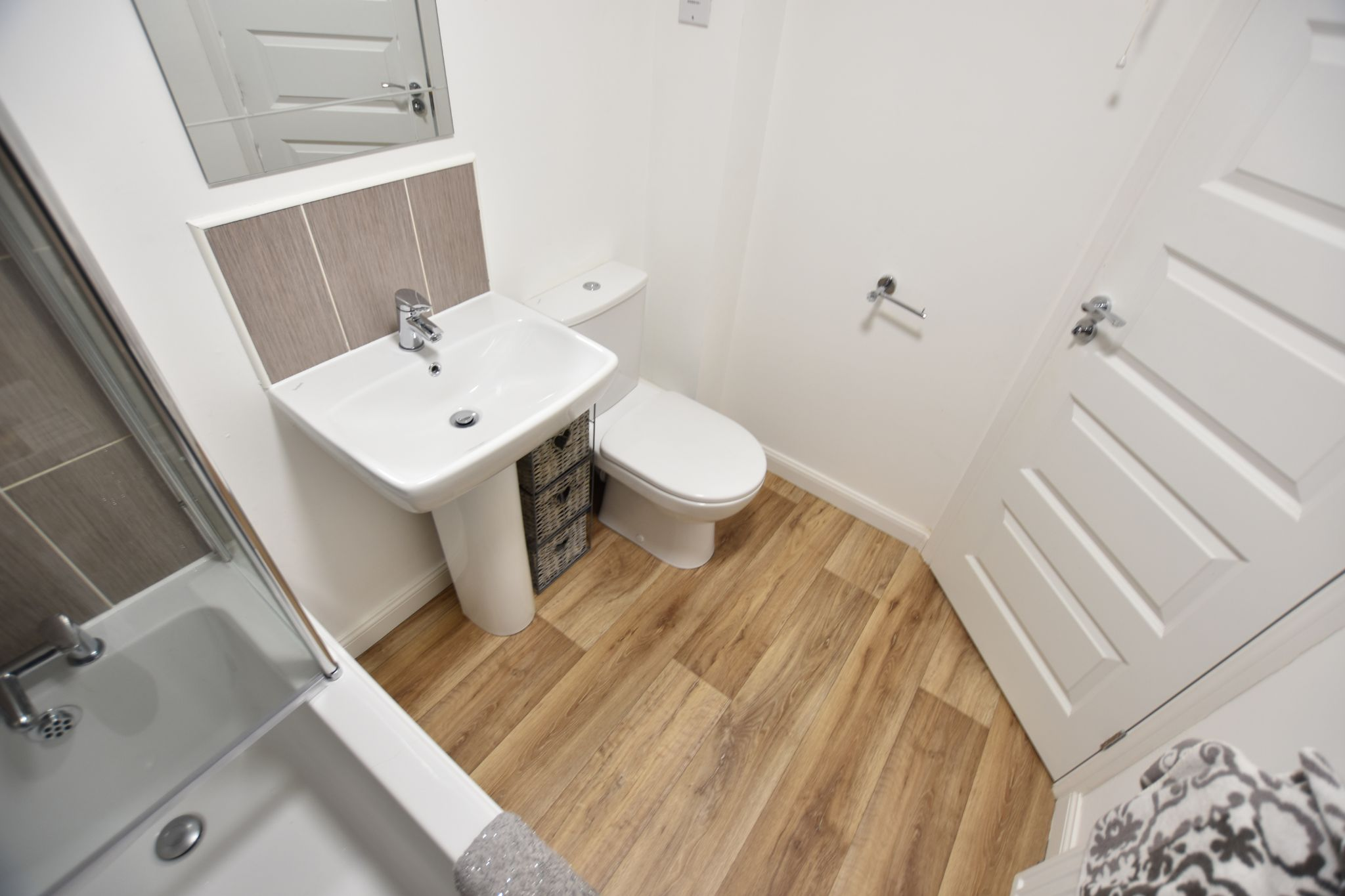 3 bedroom mid terraced house For Sale in Preston - Bathroom