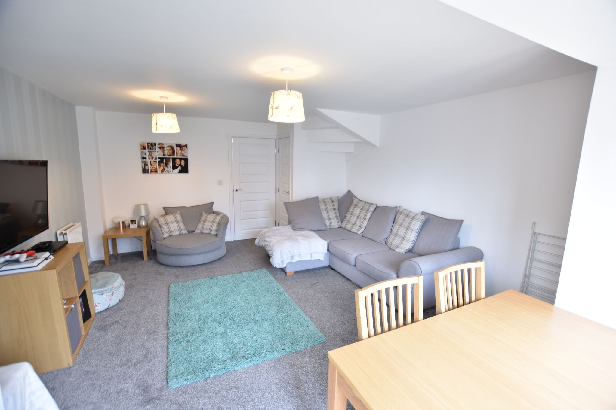 3 bedroom mid terraced house For Sale in Preston - Lounge