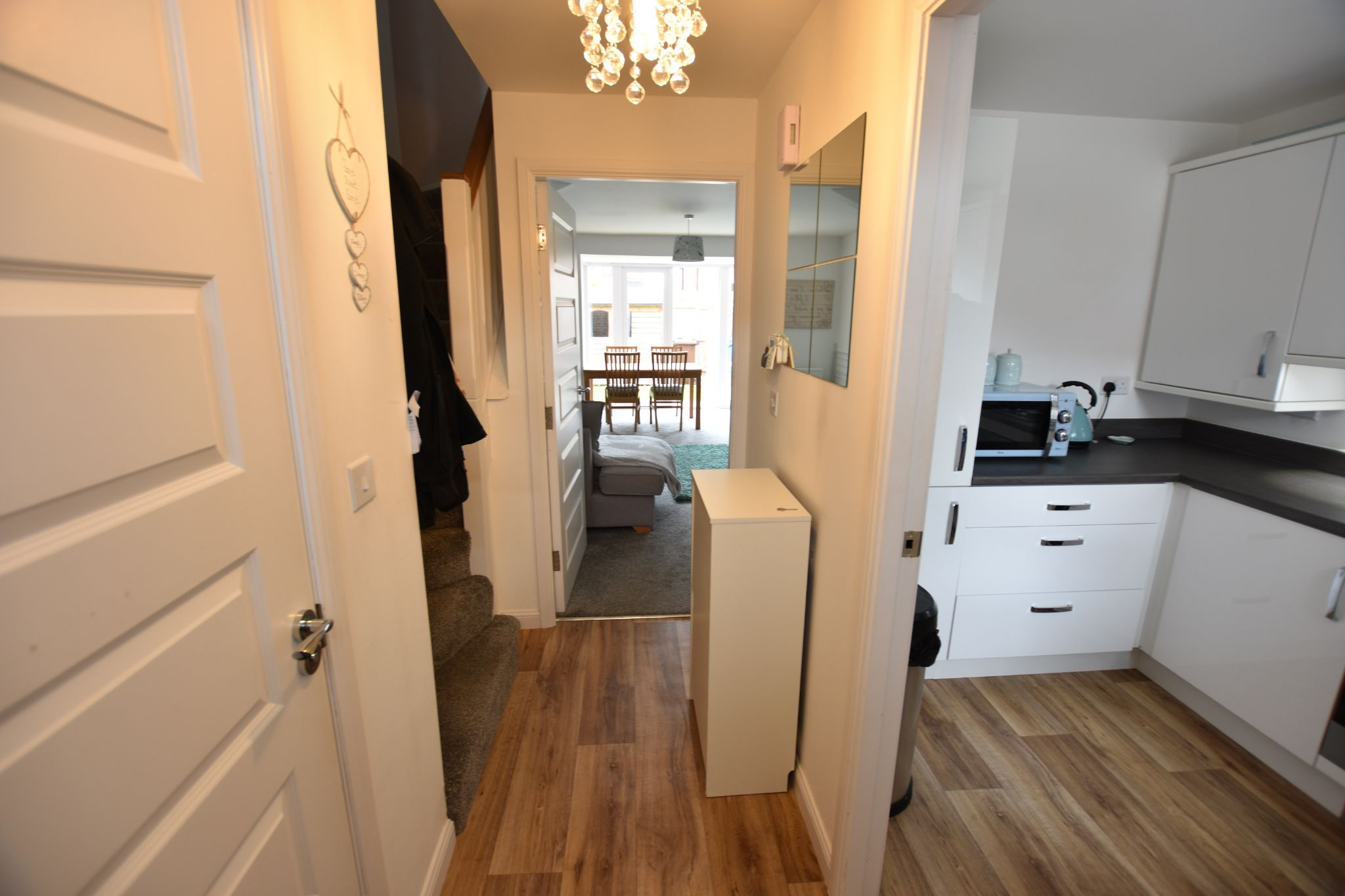 3 bedroom mid terraced house For Sale in Preston - Hallway