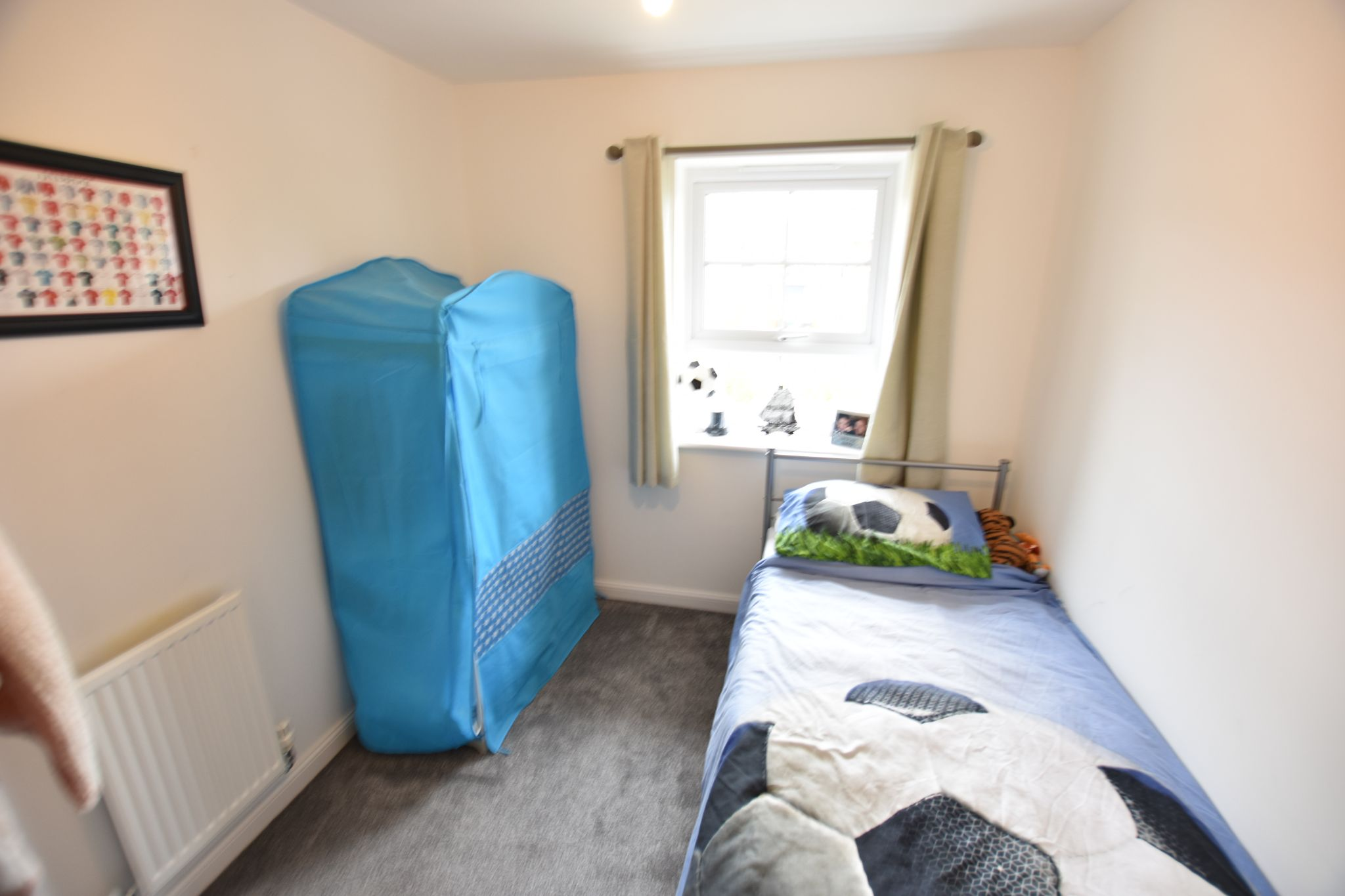 Image 2 of 3 of BEDROOM 2, on Accommodation Comprising for