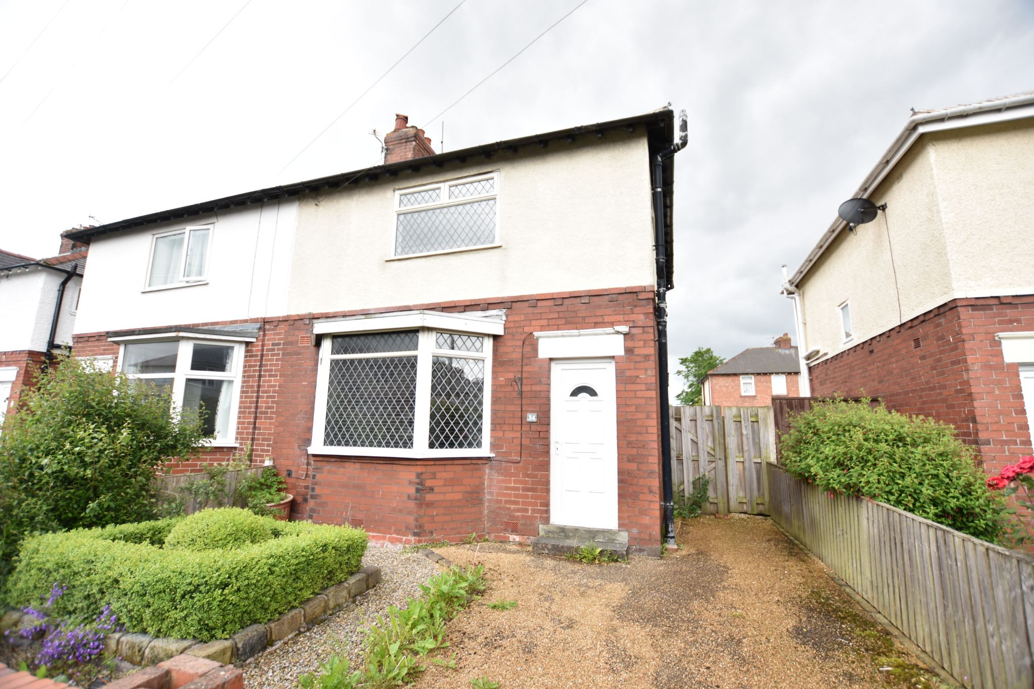 3 bedroom semi-detached house Let Agreed in Lytham - Property photograph