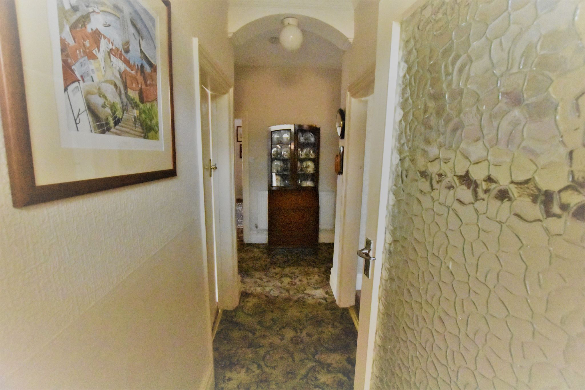 Image 1 of 1 of HALLWAY, on Accommodation Comprising for