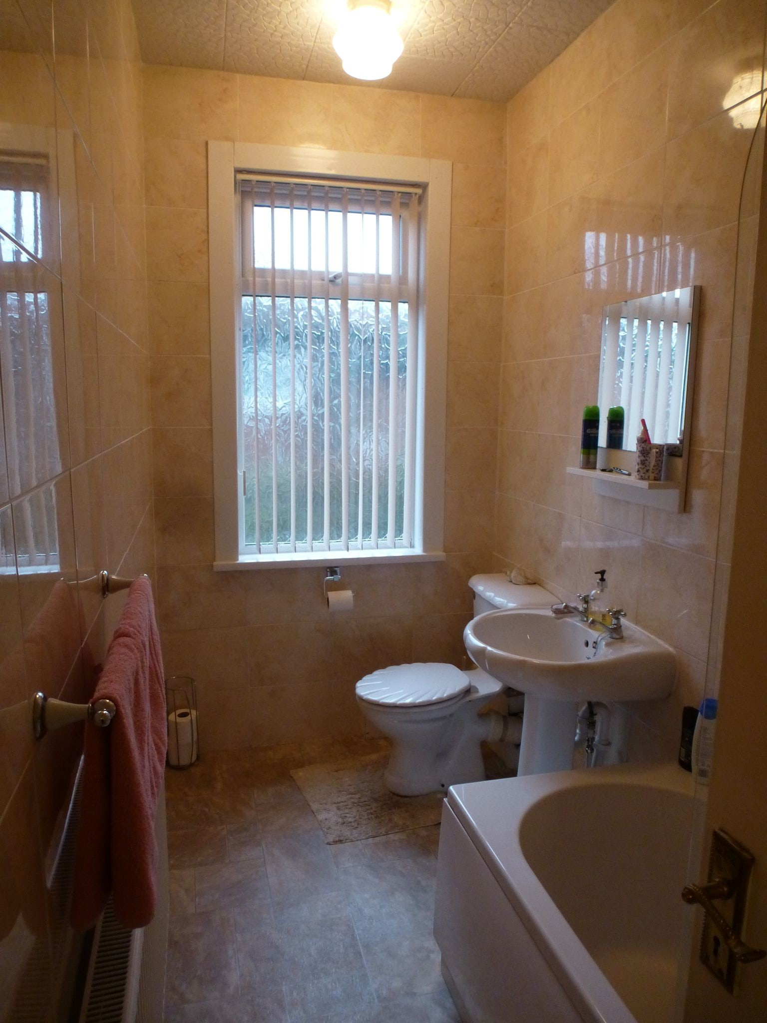 Image 2 of 3 of BATHROOM, on Accommodation Comprising for