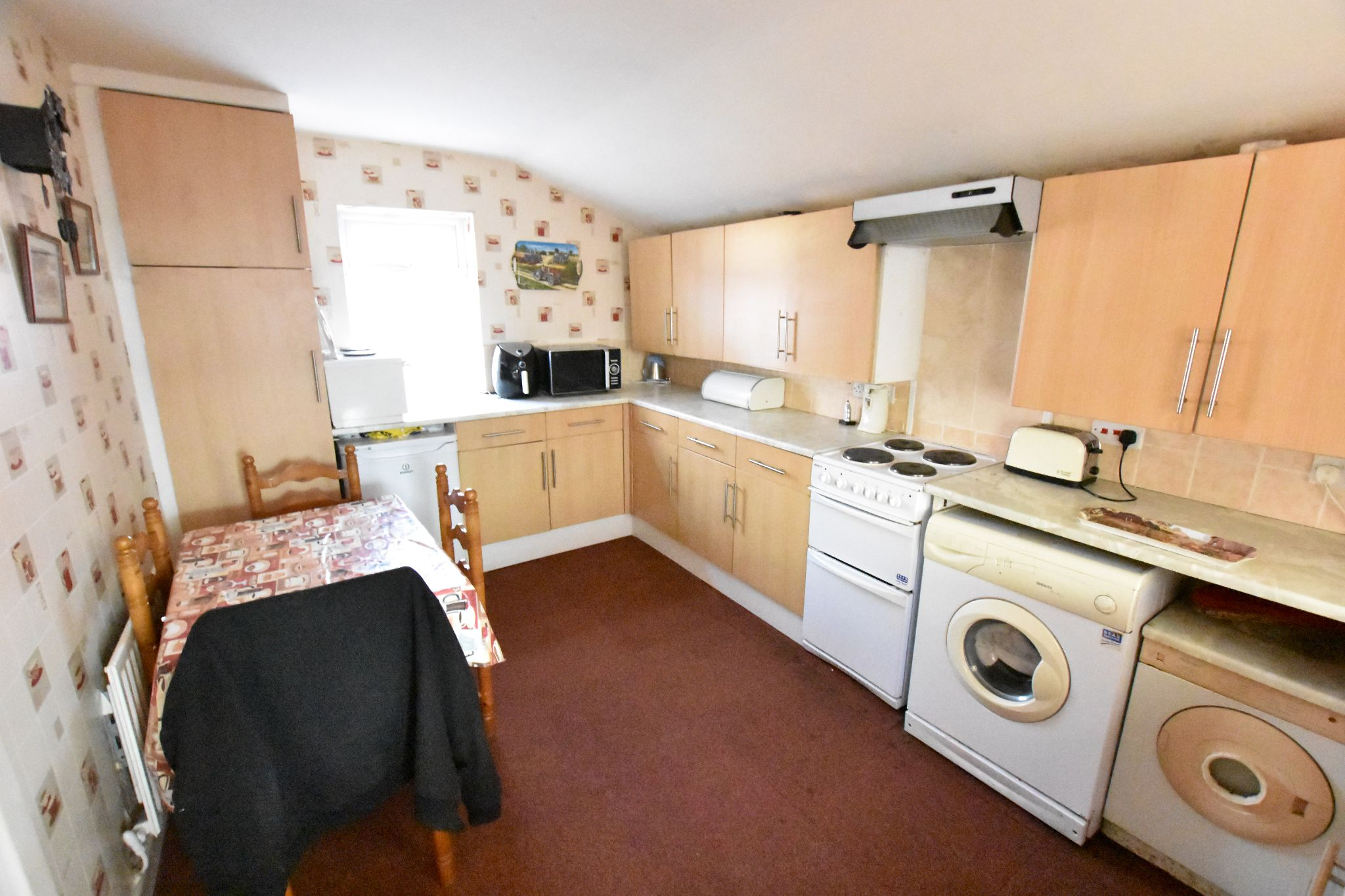 2 bedroom detached bungalow Sold STC in Preston - Kitchen