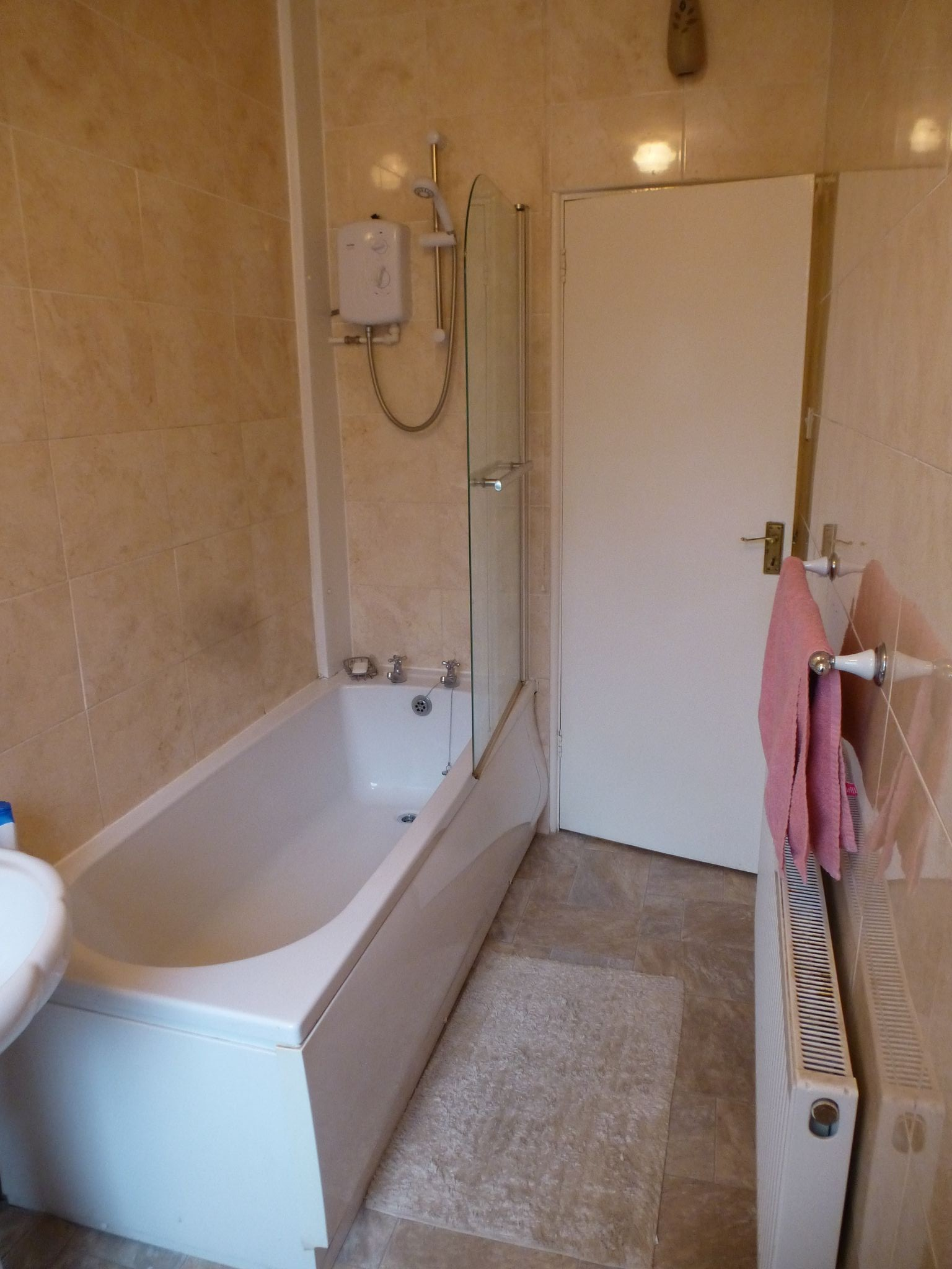 Image 3 of 3 of BATHROOM, on Accommodation Comprising for