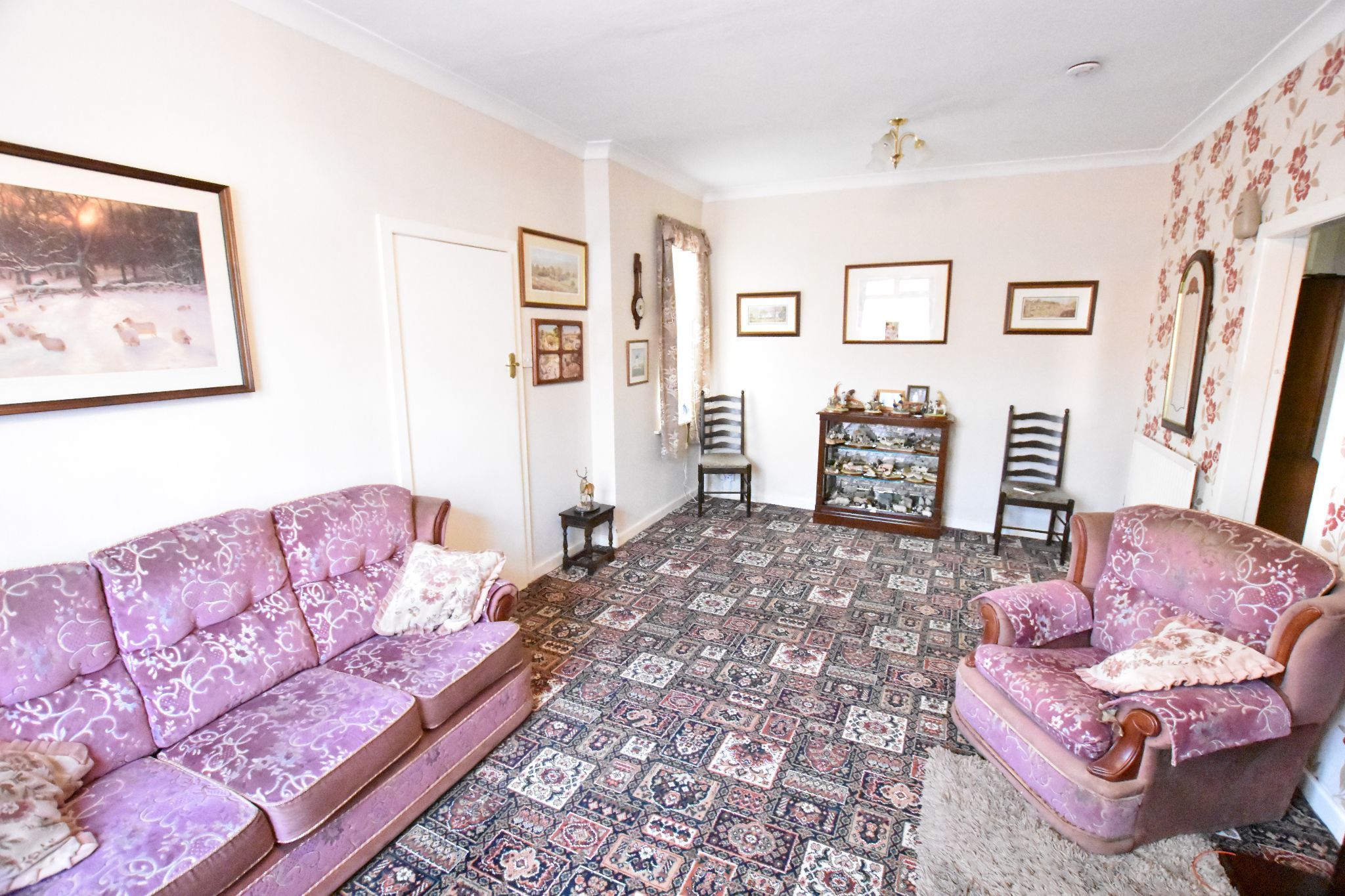 2 bedroom detached bungalow Sold STC in Preston - Dining Room