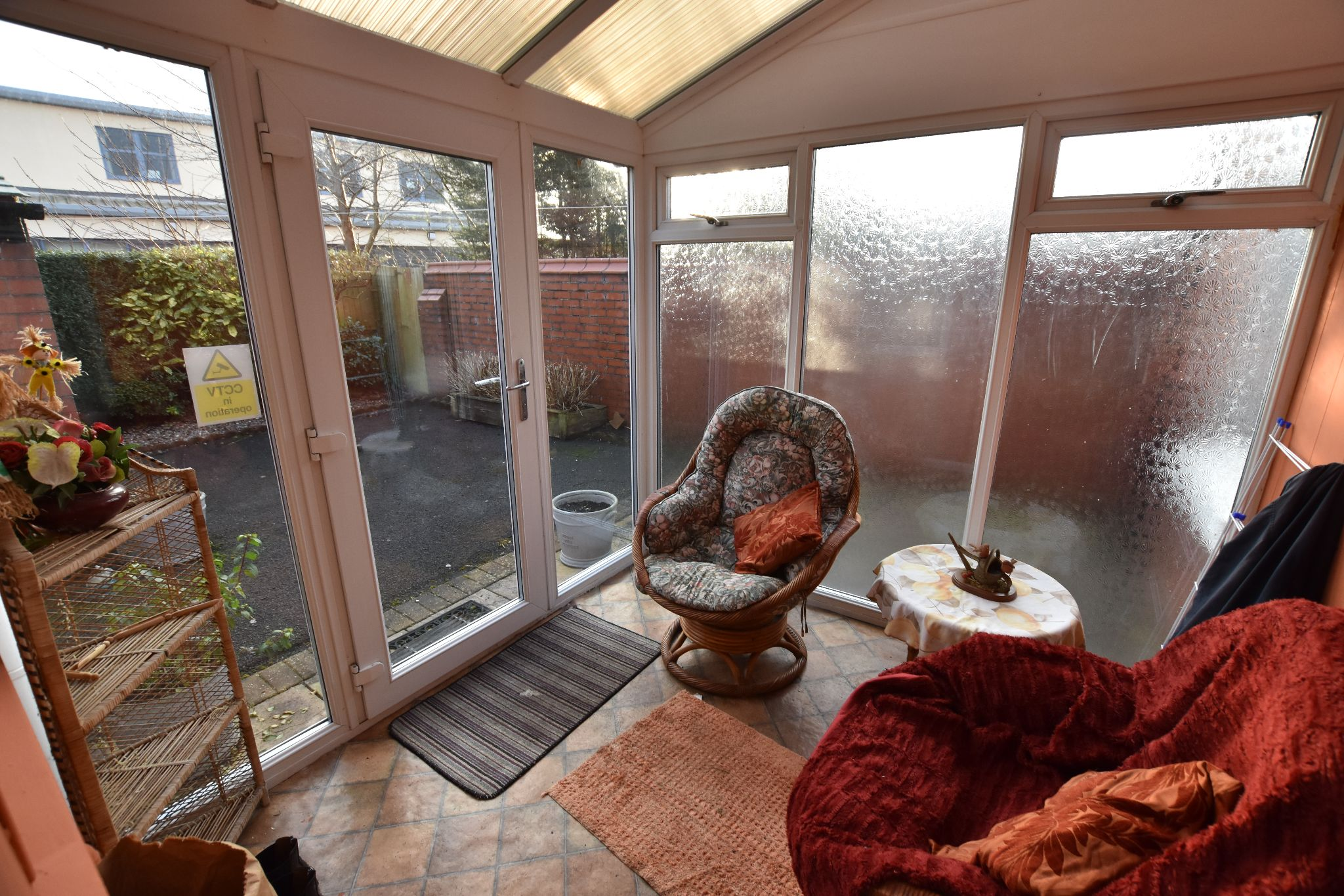 2 bedroom detached bungalow Sold STC in Preston - Conservatory
