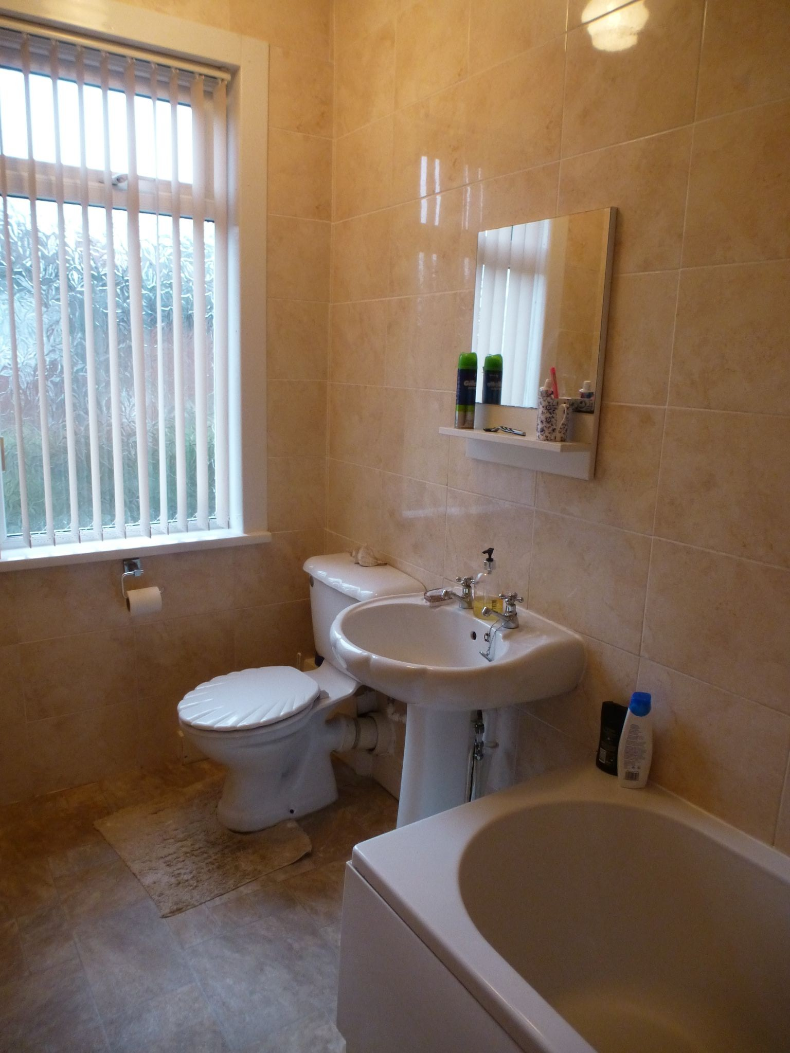 Image 1 of 3 of BATHROOM, on Accommodation Comprising for