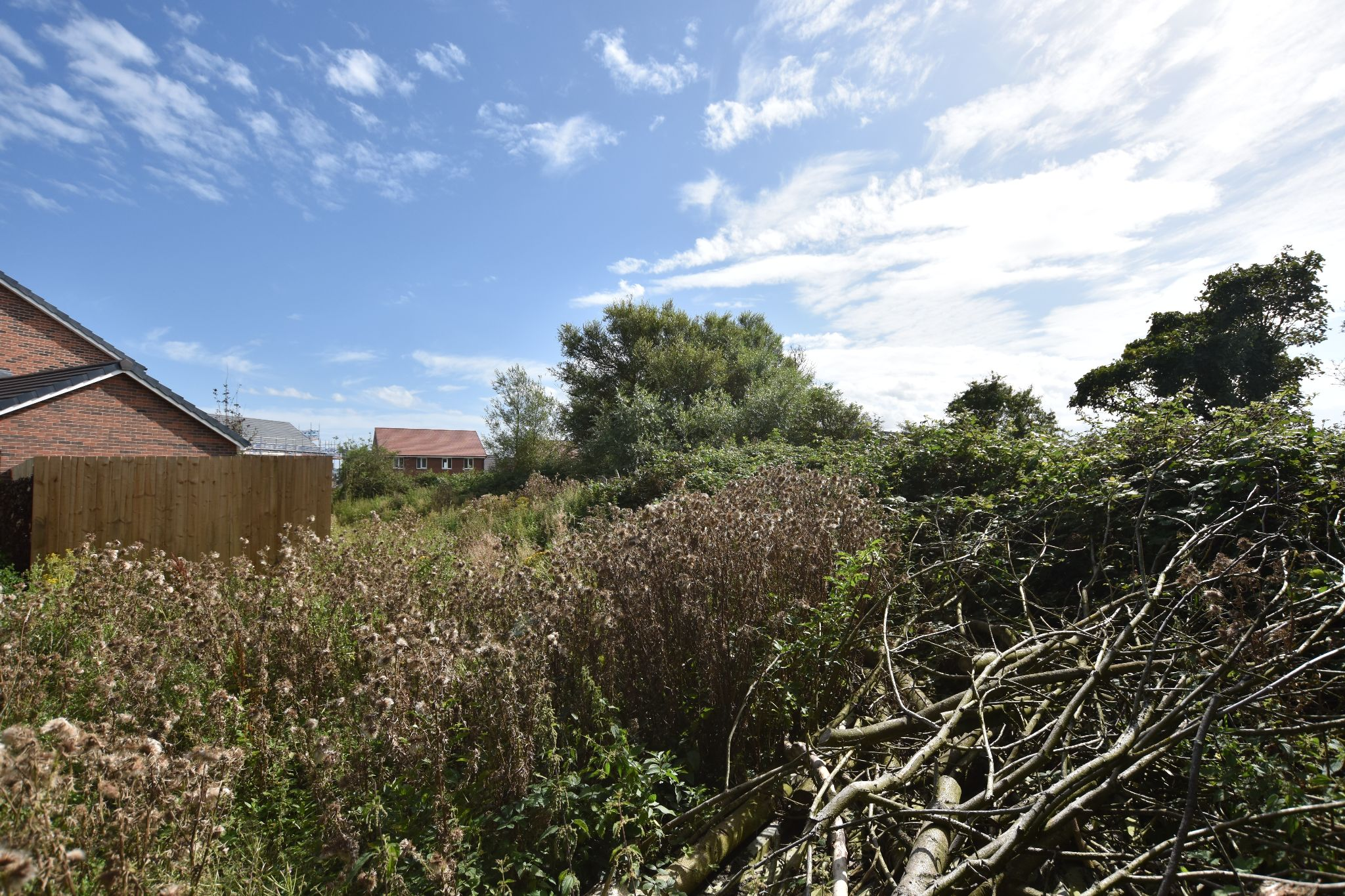 plot land For Sale in Warton - Sykes Hall