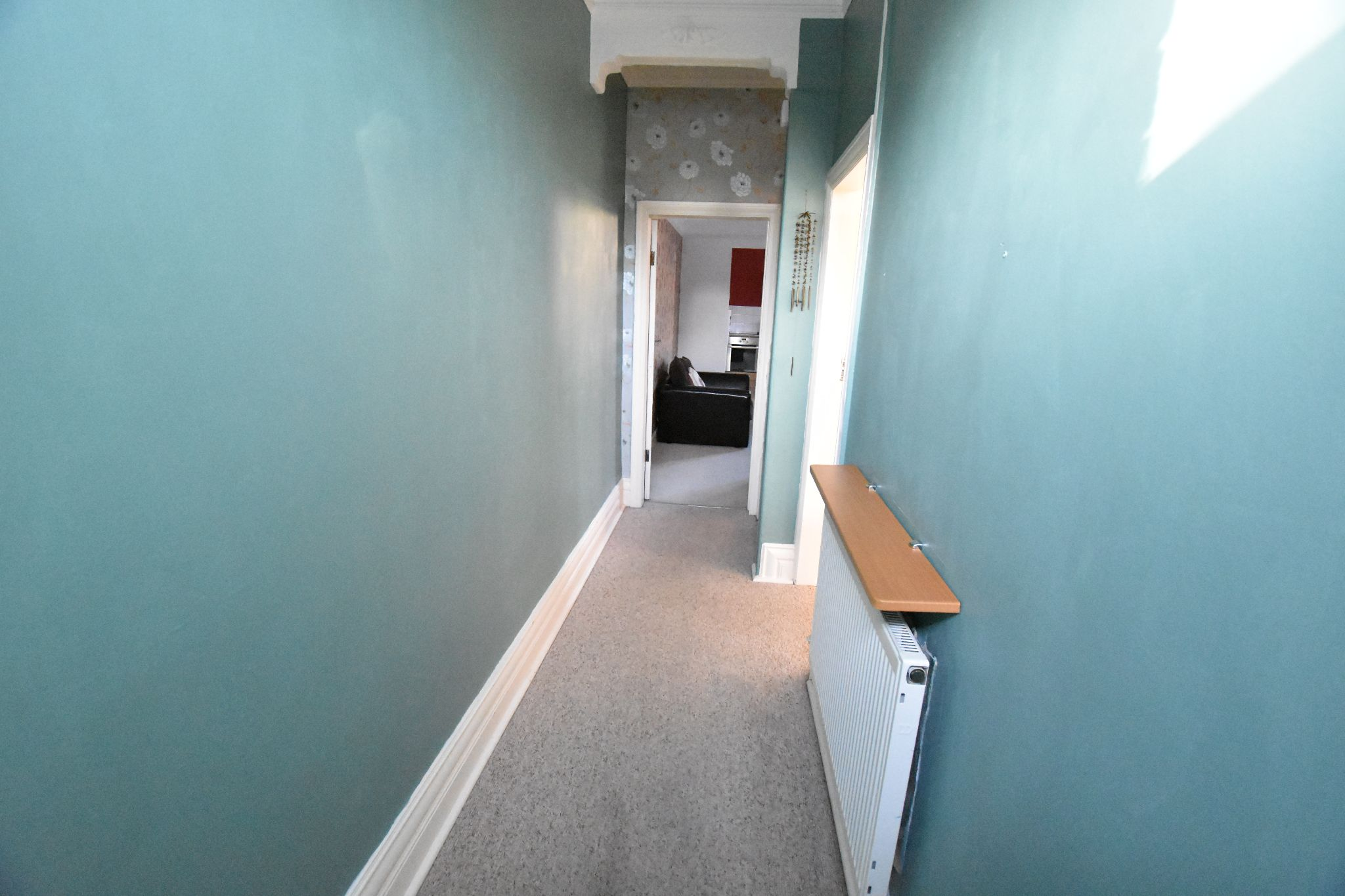 3 bedroom semi-detached house Sold STC in Preston - Entrance hall
