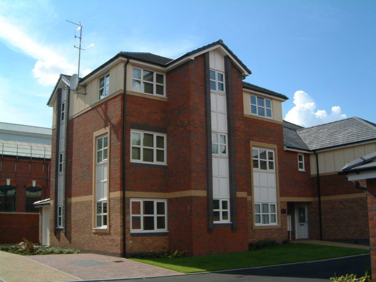 2 bedroom apartment flat/apartment Sold STC in Preston - Kingfisher Court