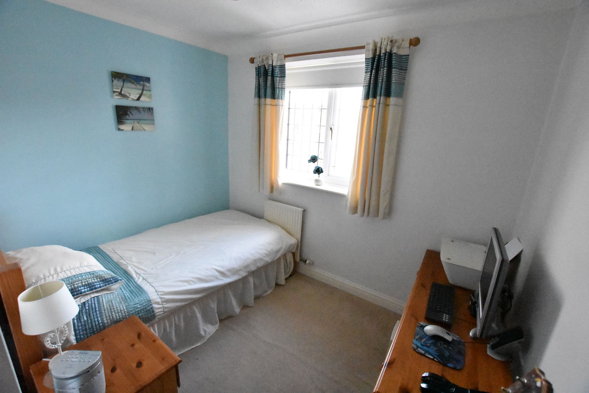 4 bedroom detached house Sold STC in Lytham St. Annes - Bedroom 4