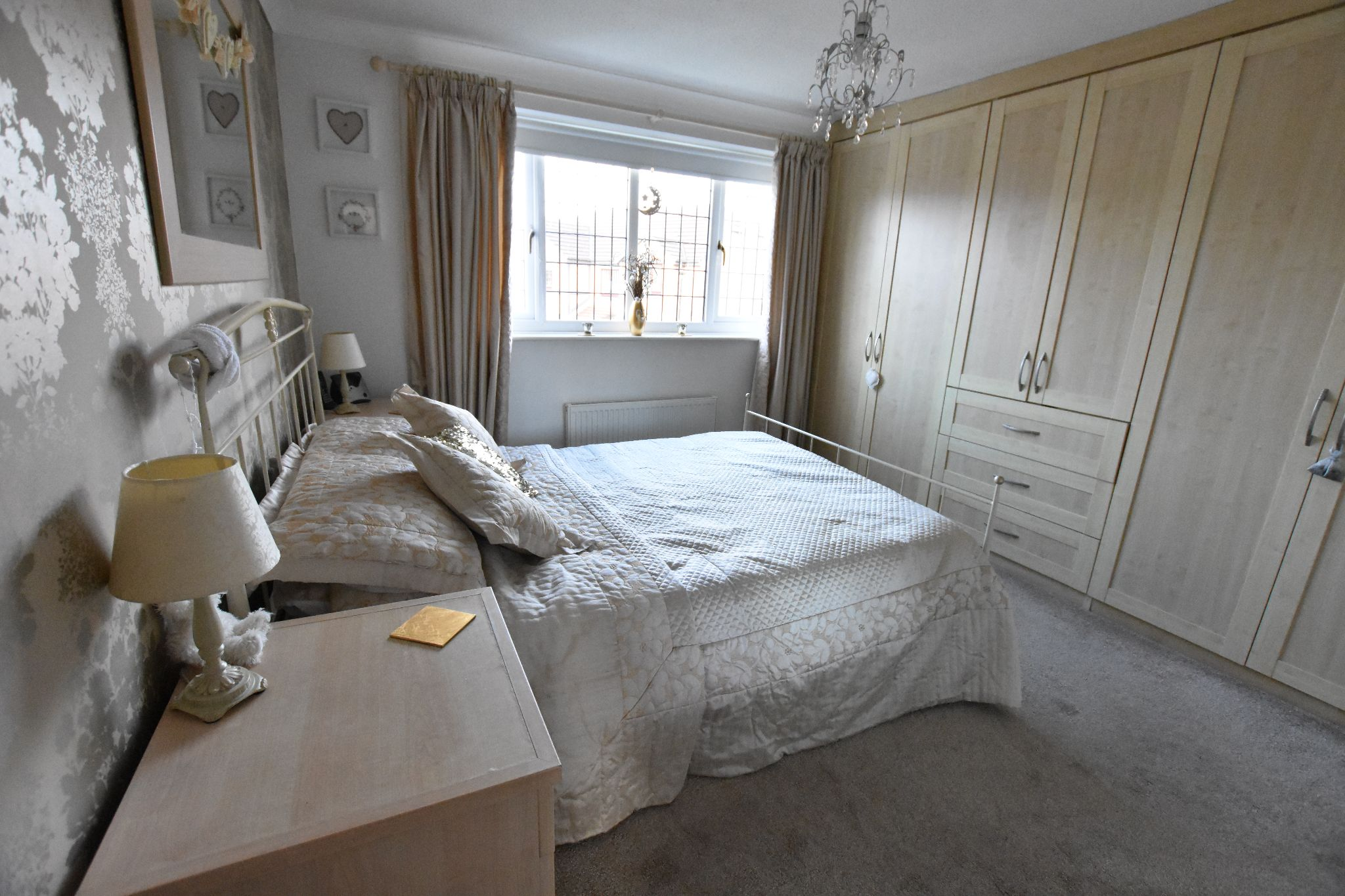 4 bedroom detached house Sold STC in Lytham St. Annes - Bedroom 1