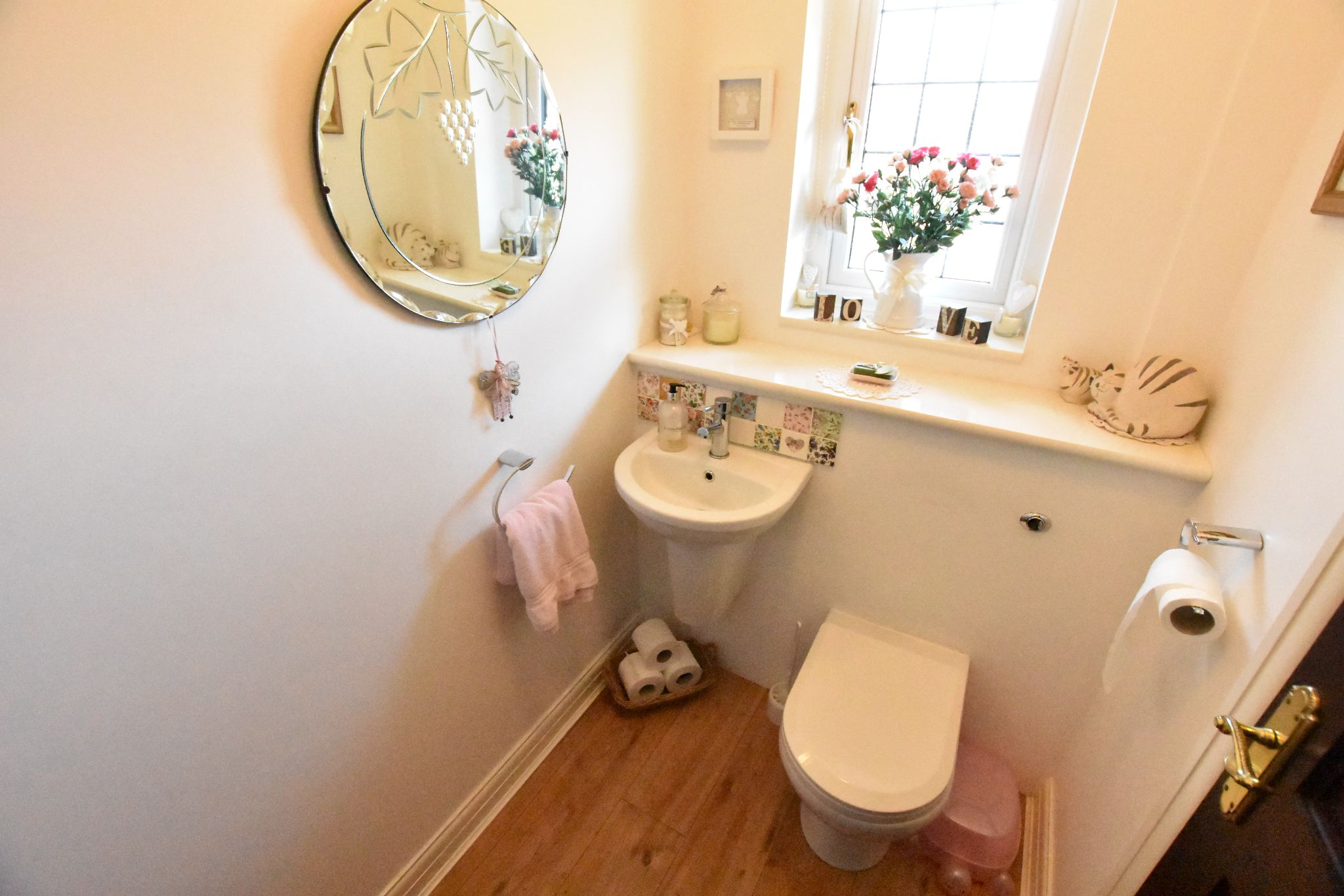 4 bedroom detached house Sold STC in Lytham St. Annes - Downstairs WC