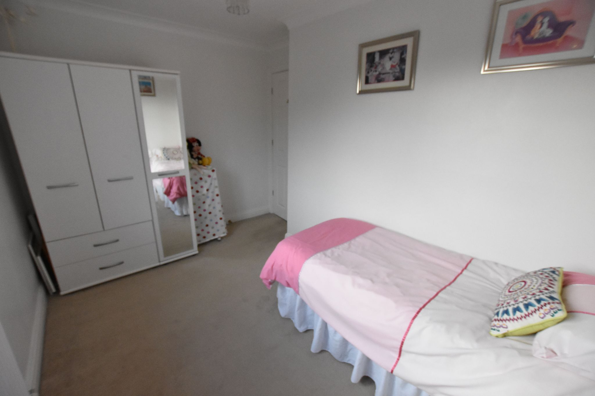 4 bedroom detached house Sold STC in Lytham St. Annes - Bedroom 3