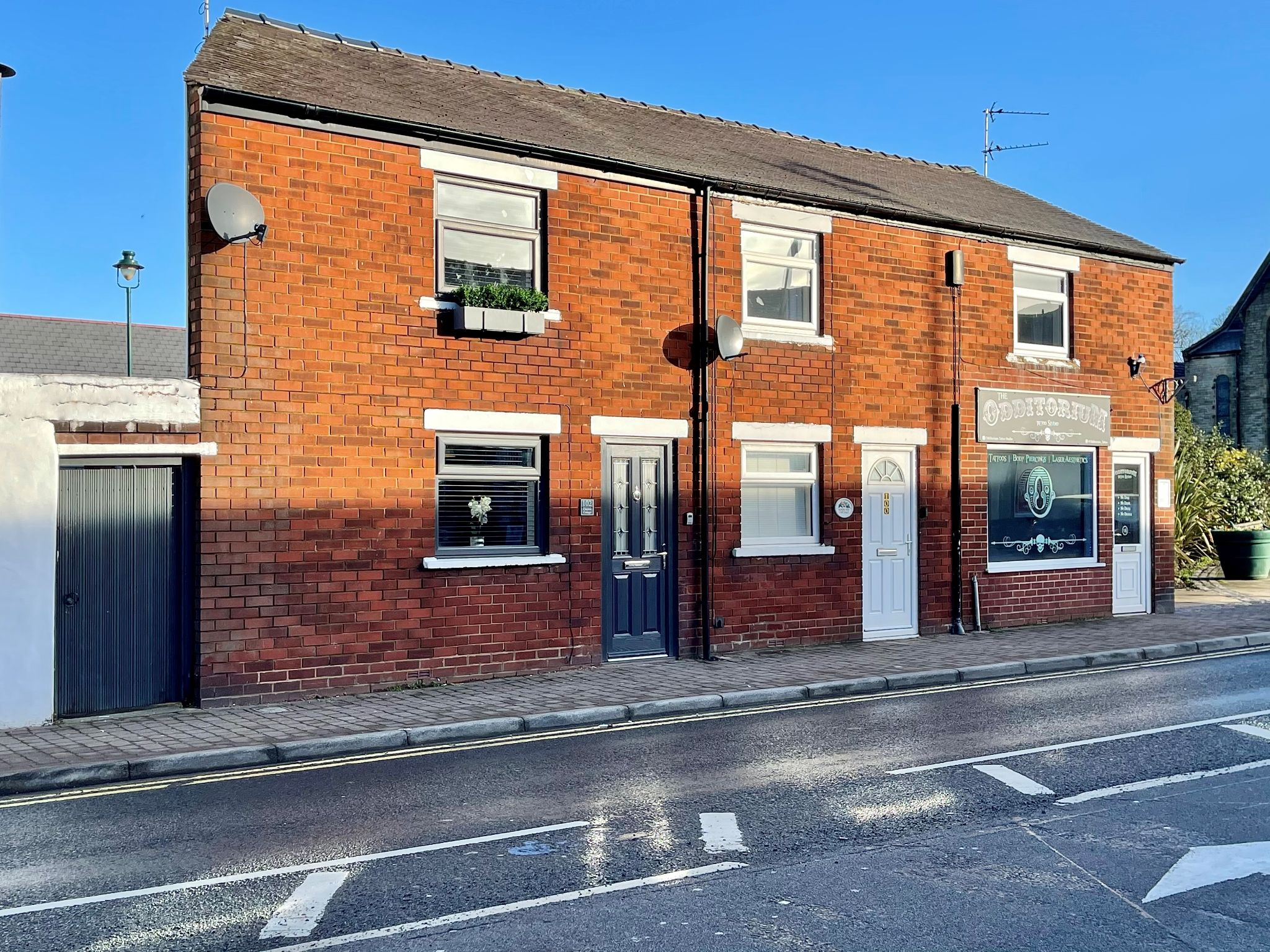 1 bedroom end terraced house For Sale in Kirkham - Property photograph