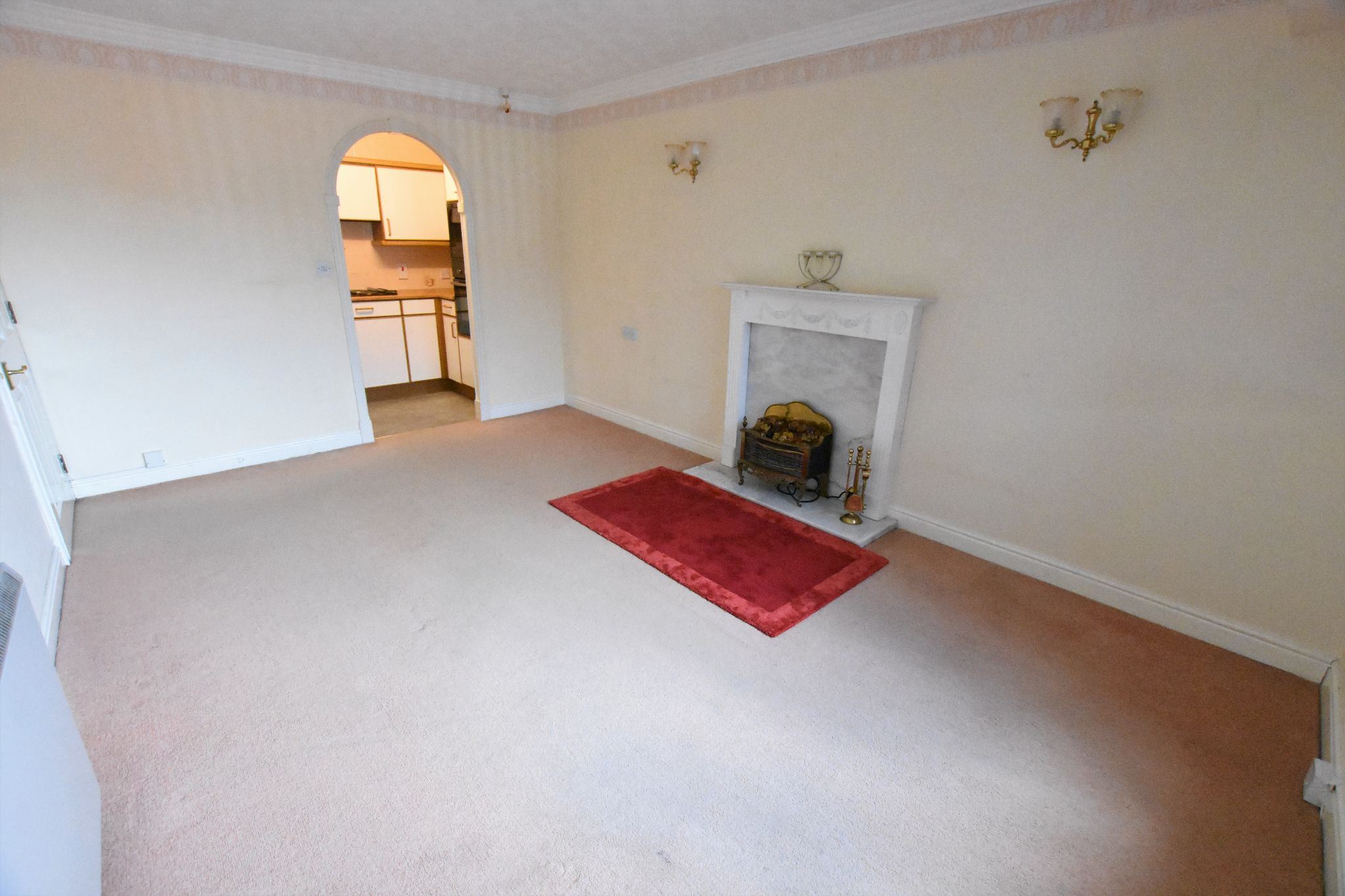 1 bedroom apartment flat/apartment Sold STC in Preston - LOUNGE