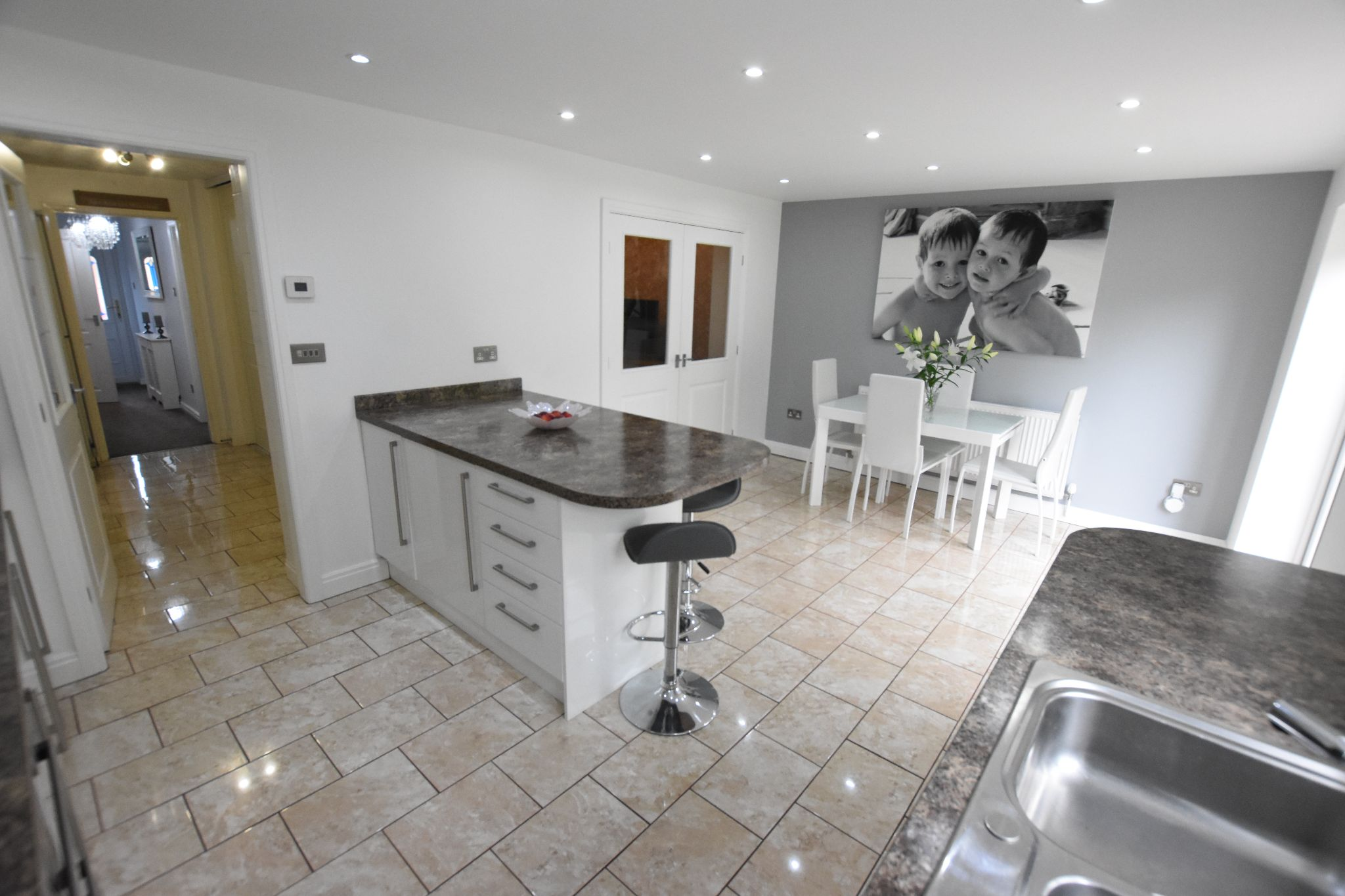 3 bedroom detached house Sold STC in Preston - Kitchen